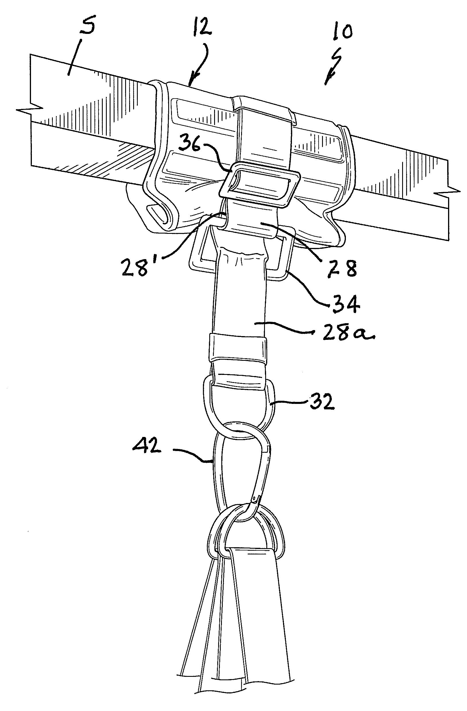 Patent Us20120091294 Universal Heavy Bag Hanger Google