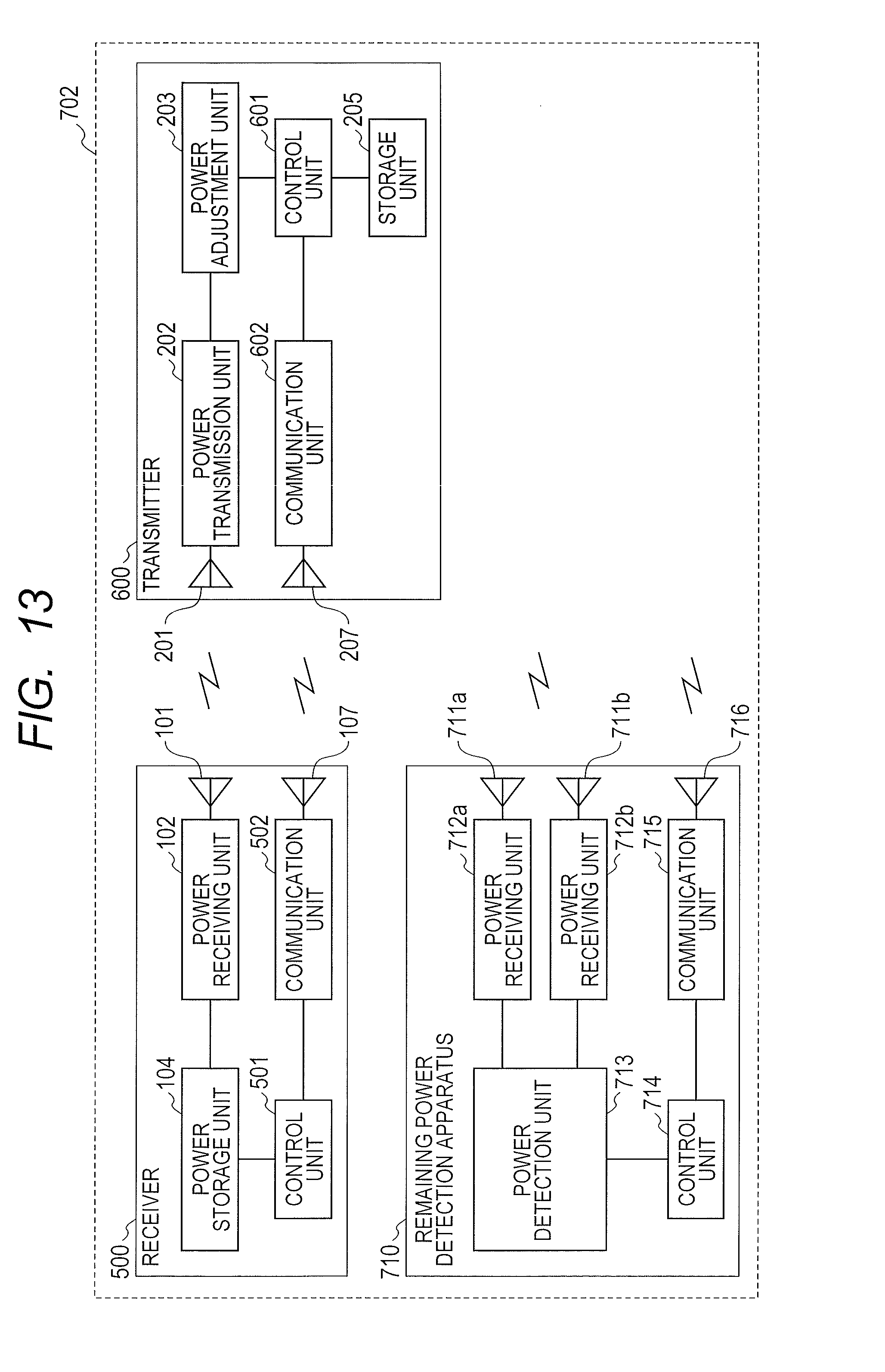 patent us20120149307 - wireless power transmission system  transmitter  and receiver