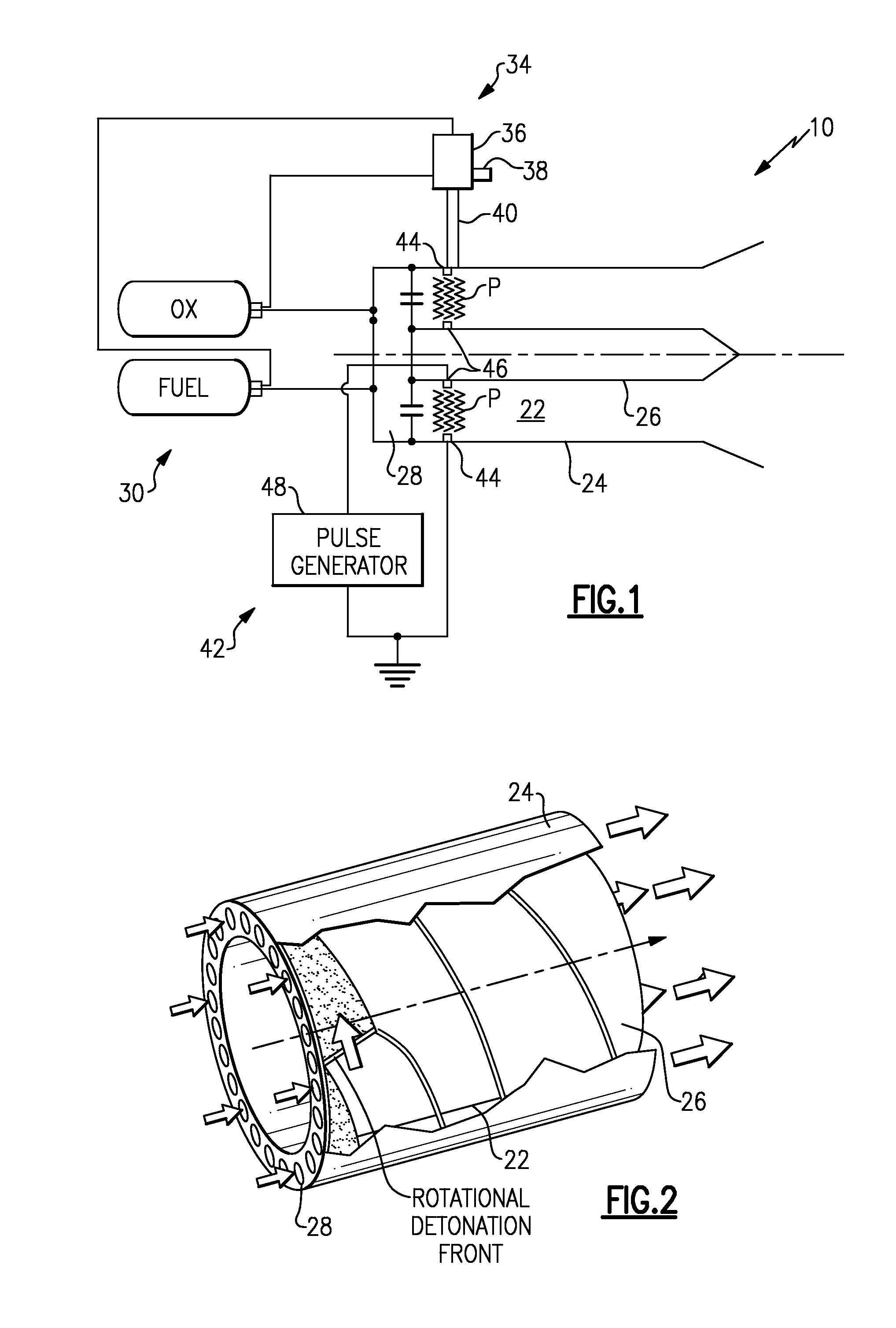 Детонационные двигатели и патент Scott Claflin на эту тему