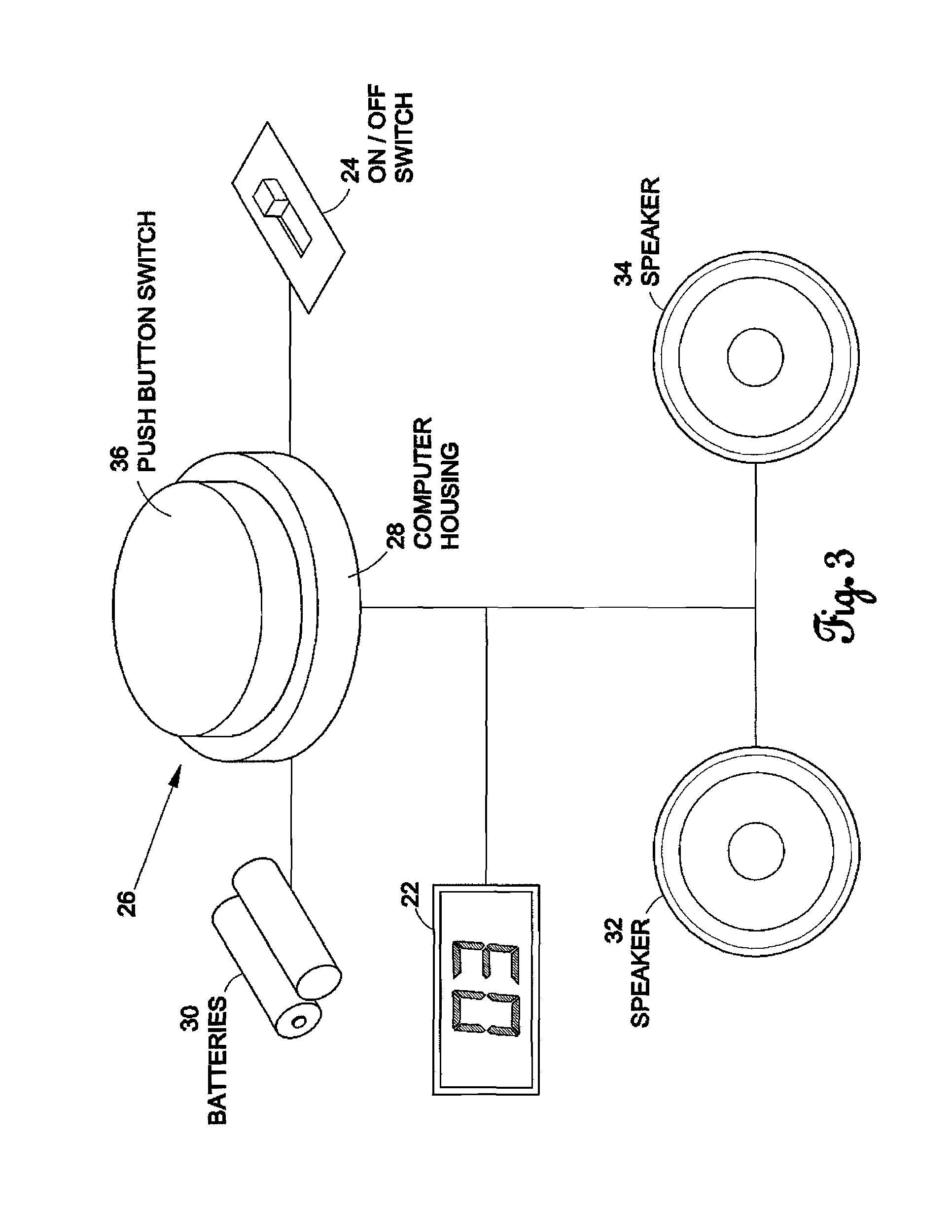 patent us20120157246 - football counting device