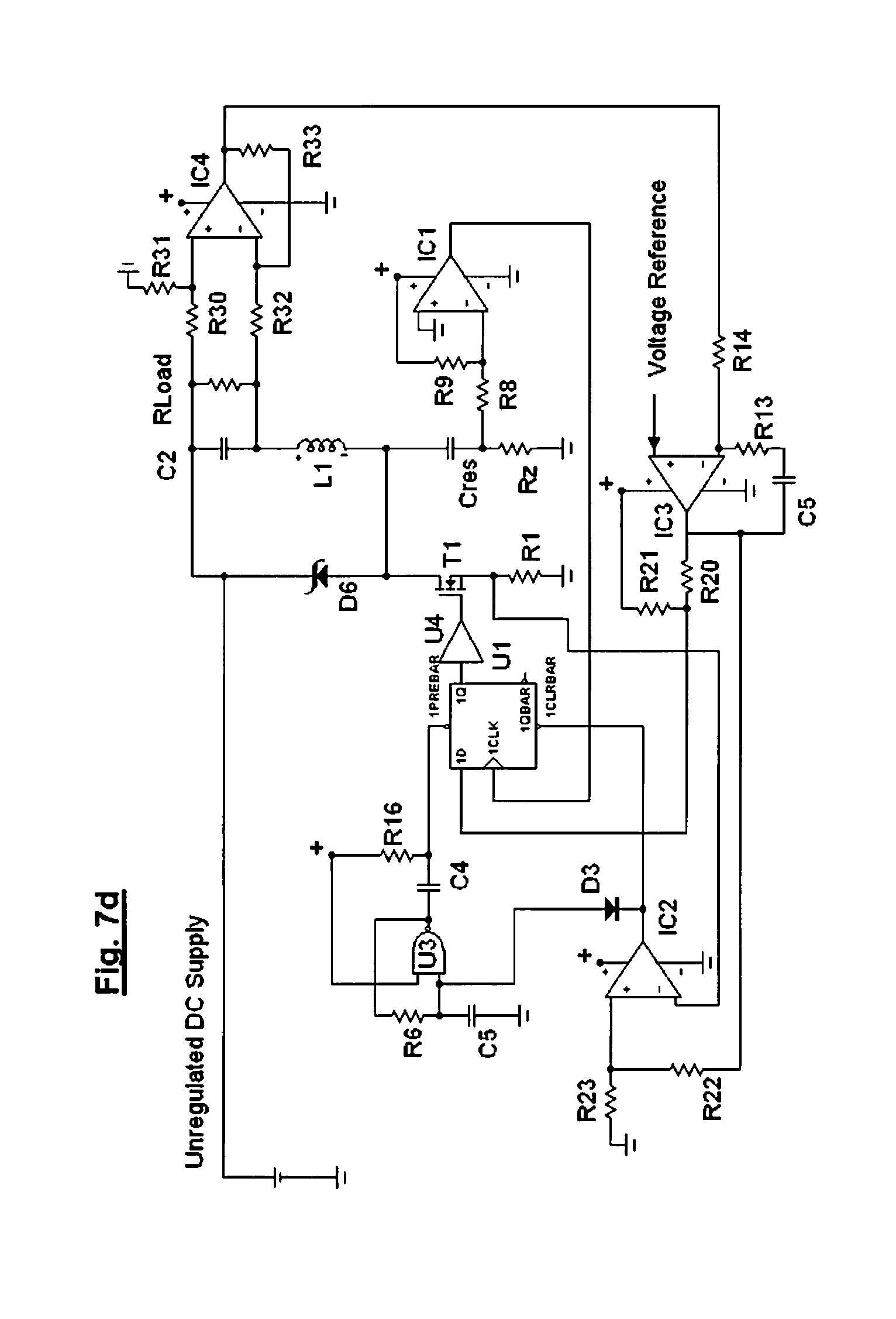 Patent Us20120169240 Semi Resonant Switching Regulator Power Figure 3 Accoupling Enables This Circuit To Tolerate The Zero Source Drawing