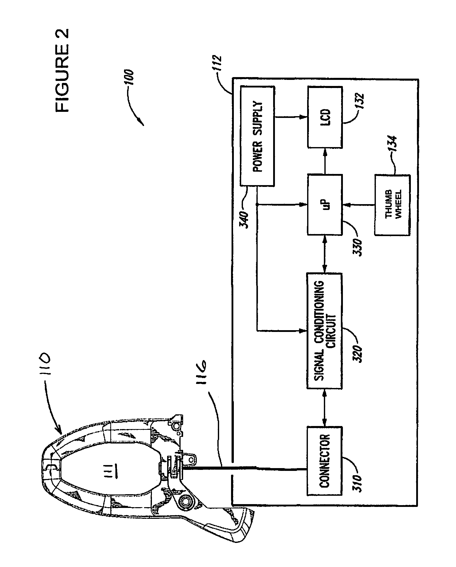 Patent Us20120169324 Simplified Jaw Assembly For A Clamp