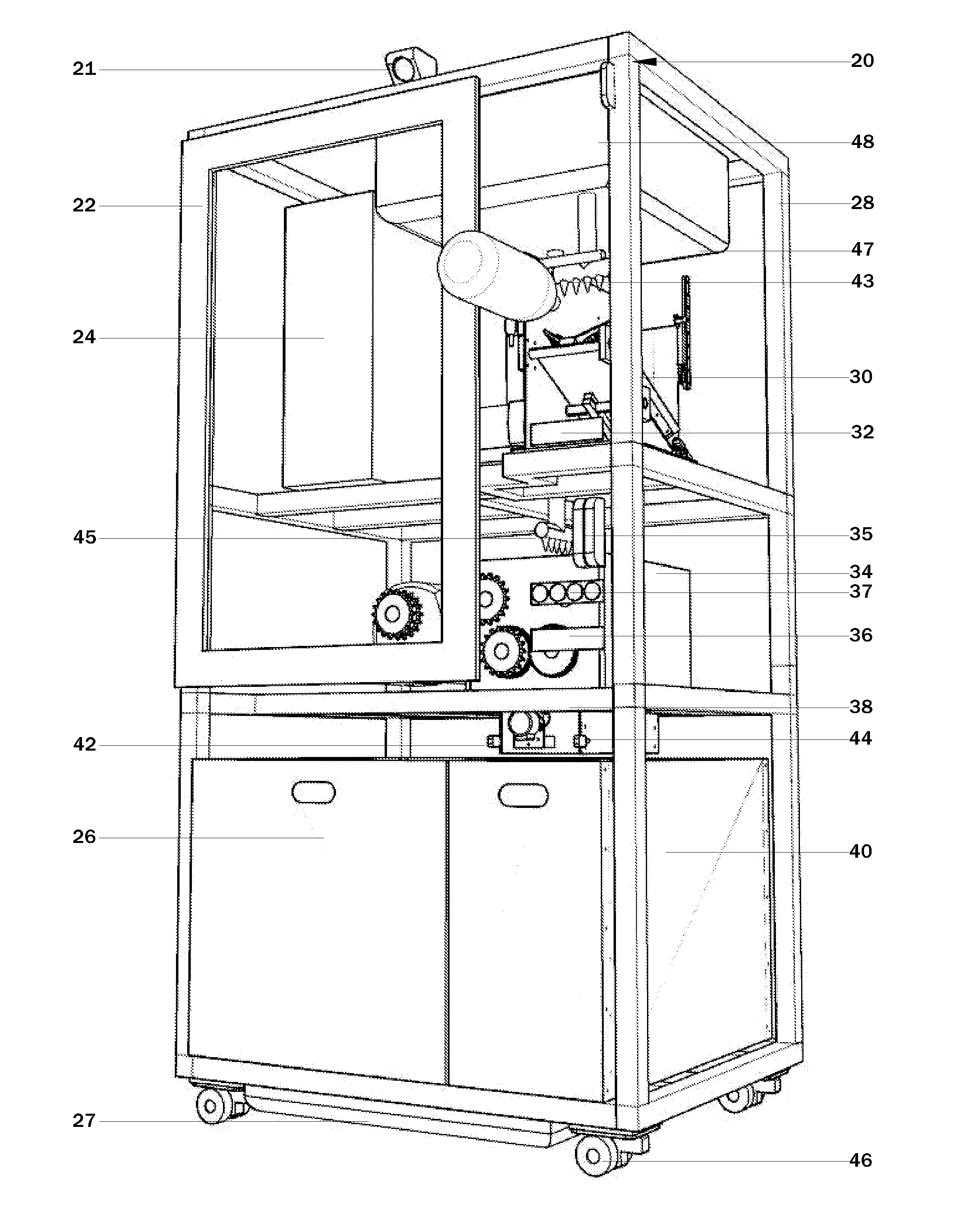 Vending Machine Schematic