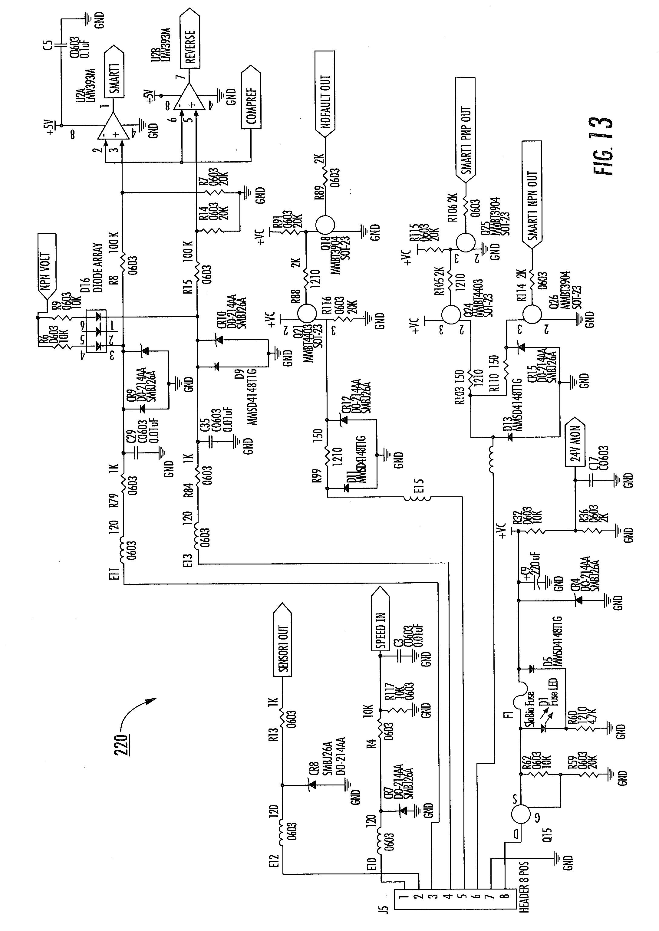 wiring diagram one motor conveyor block diagram wiring