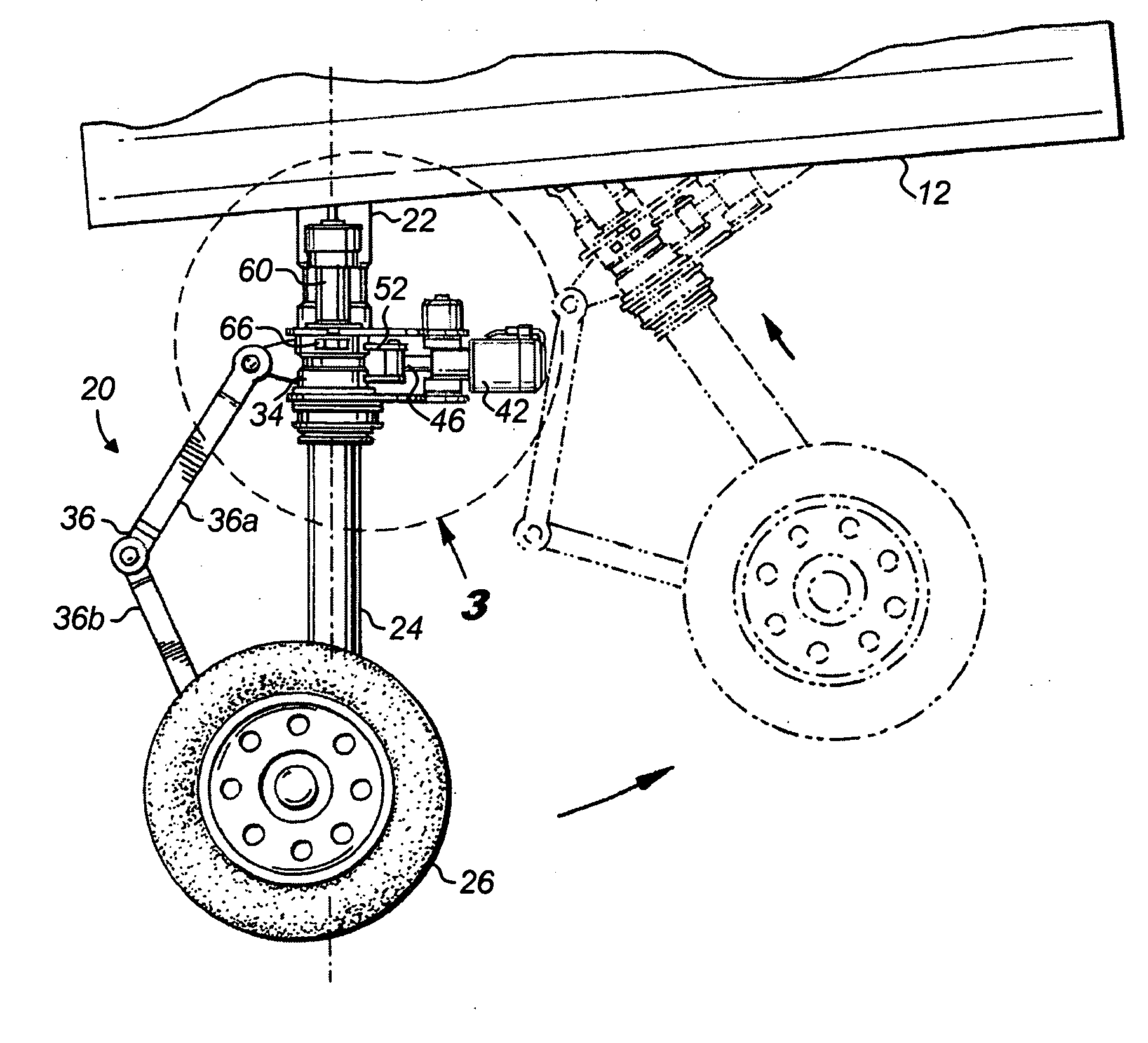 Brevet US20120187239 - Steering collar locking mechanism