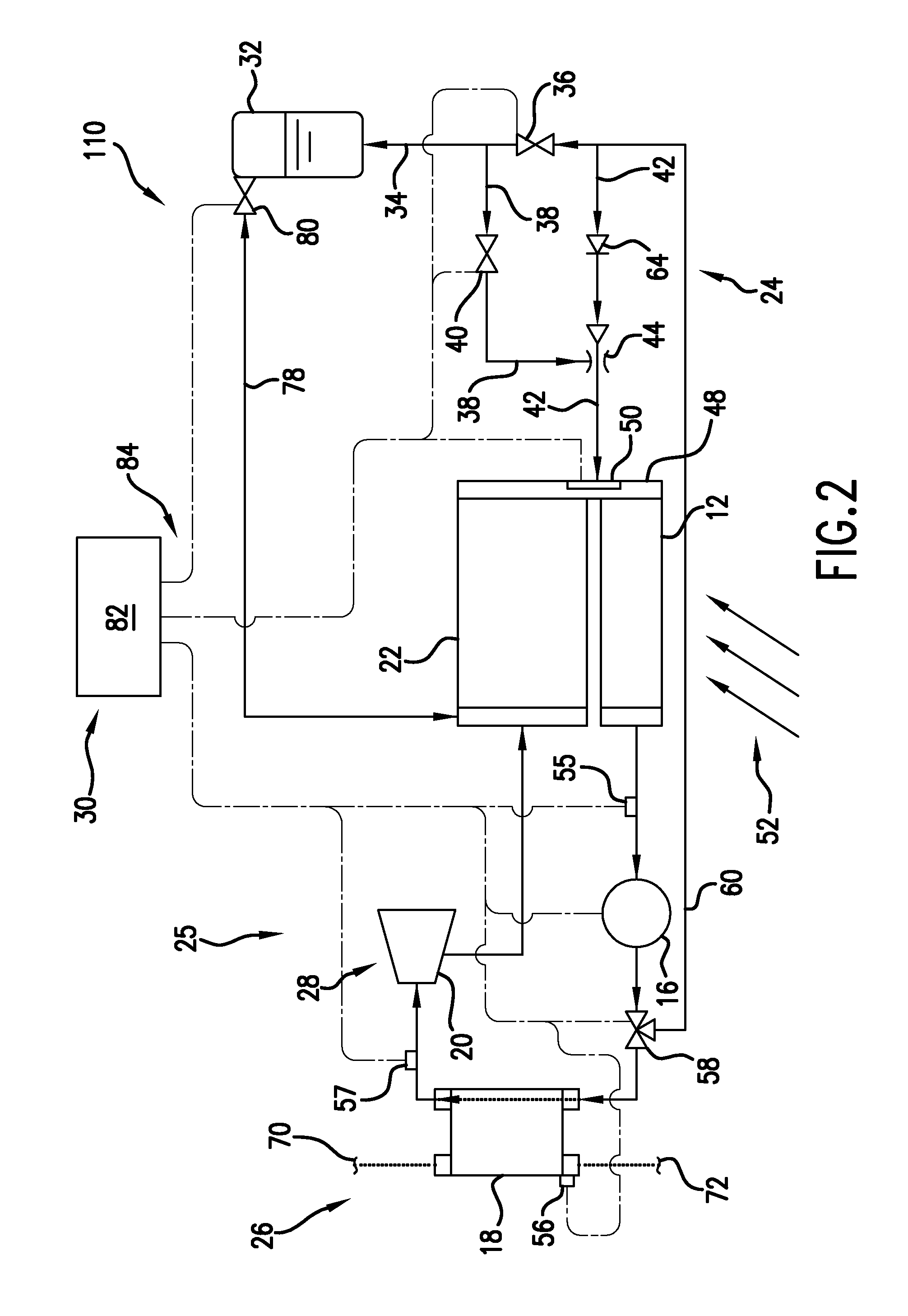 patent us20120210713 - rankine cycle waste heat recovery system