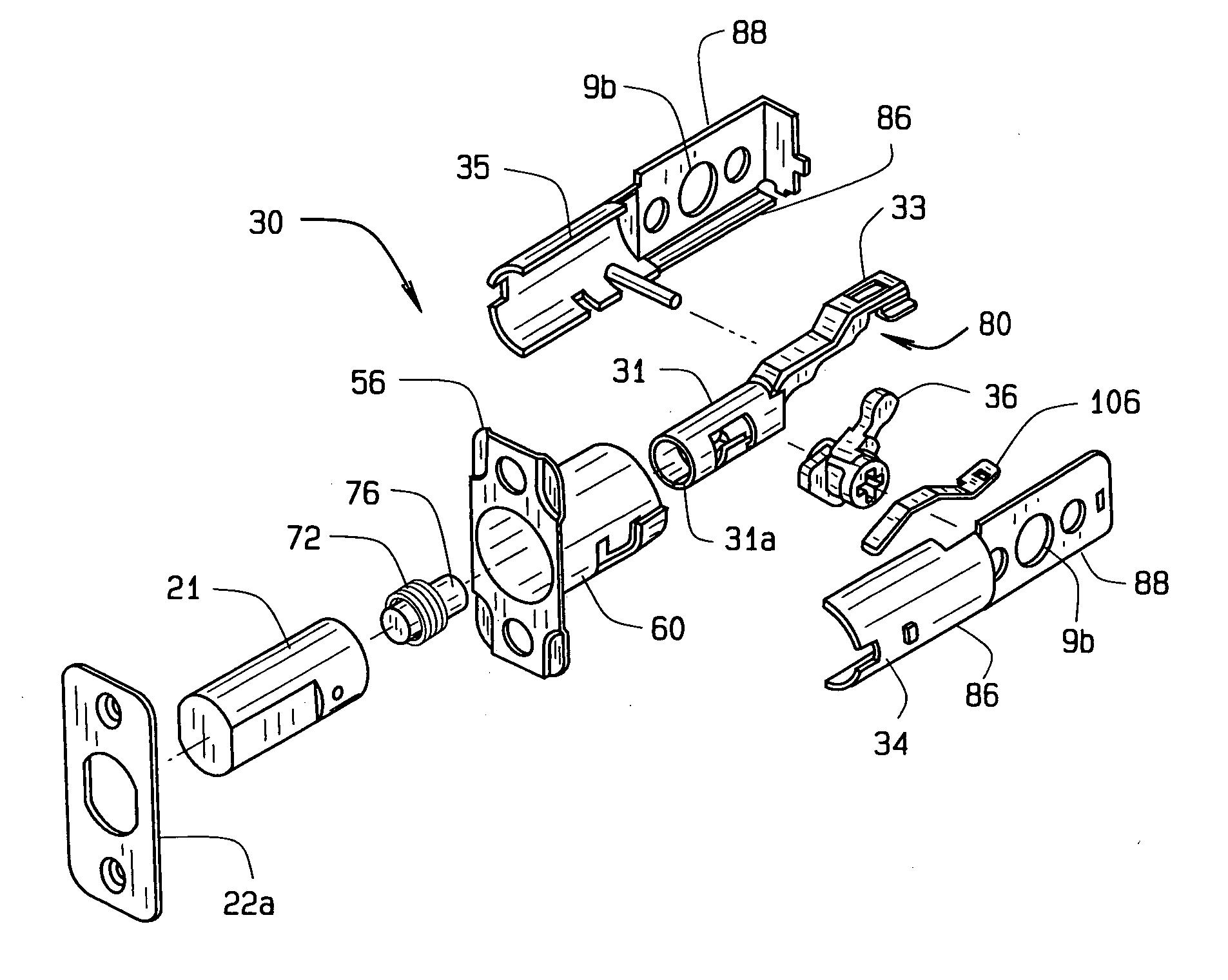 patent us20120234059 symmetrical uni directional single Parts of a Dead Bolt Lock Parts of a Dead Bolt Lock