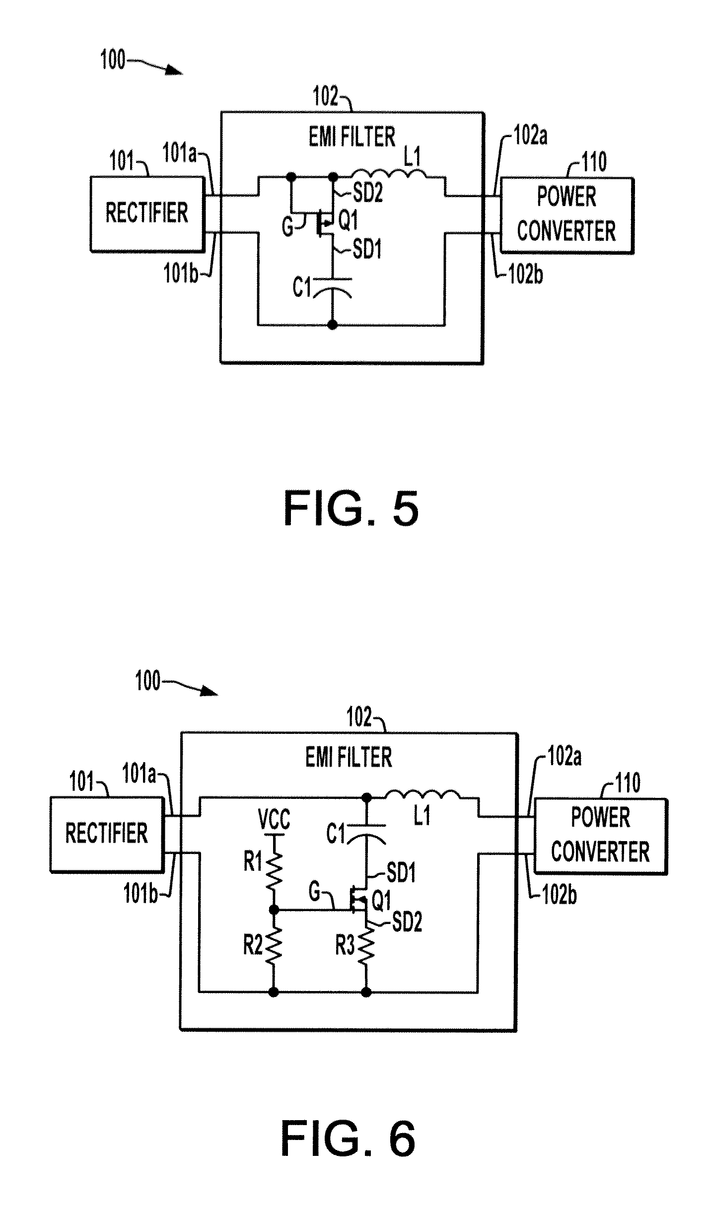 patent us20120235597 - lighting power circuit with peak current limiter for emi filter