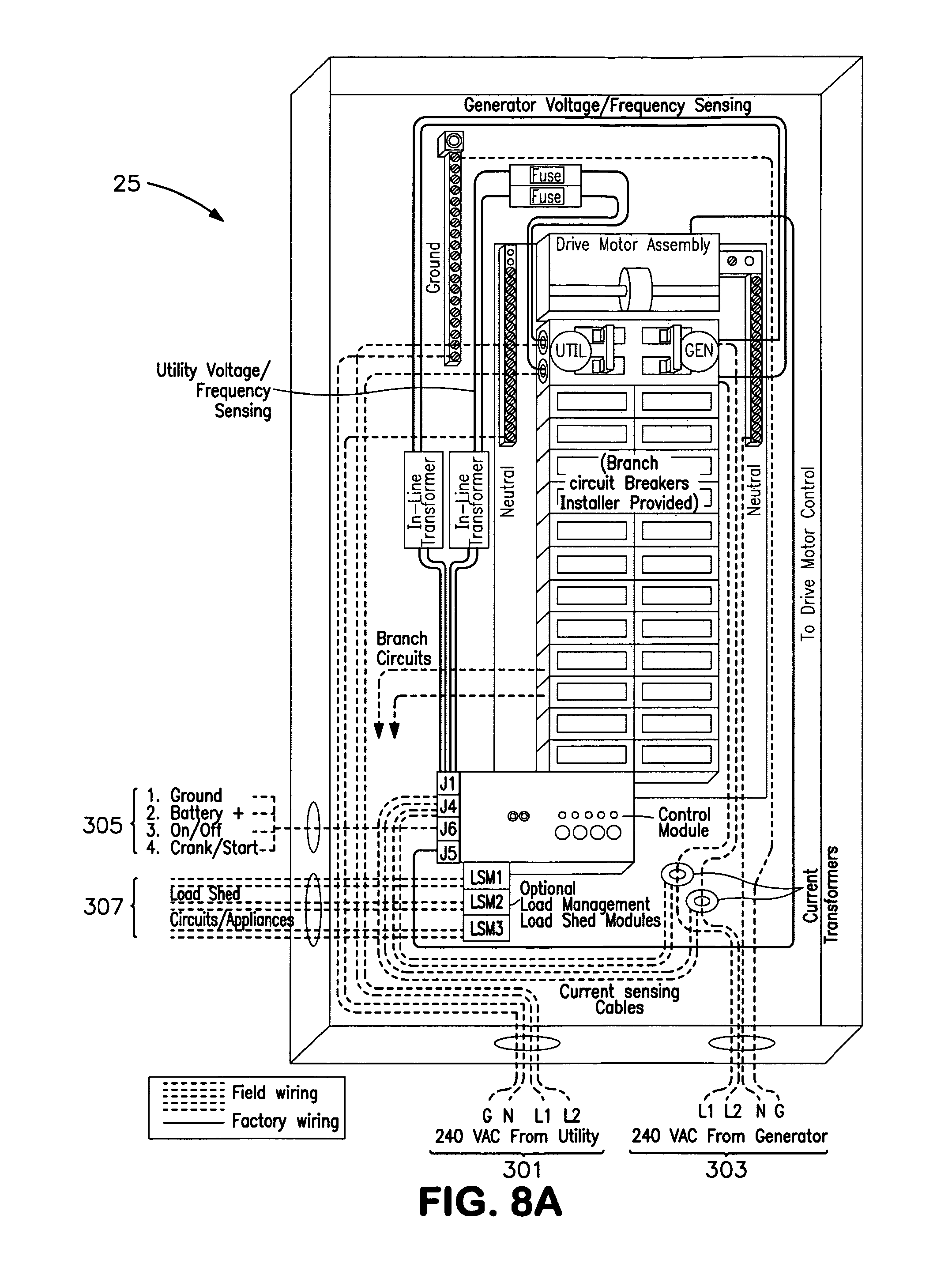 patent us20120242145 - automatic transfer switch