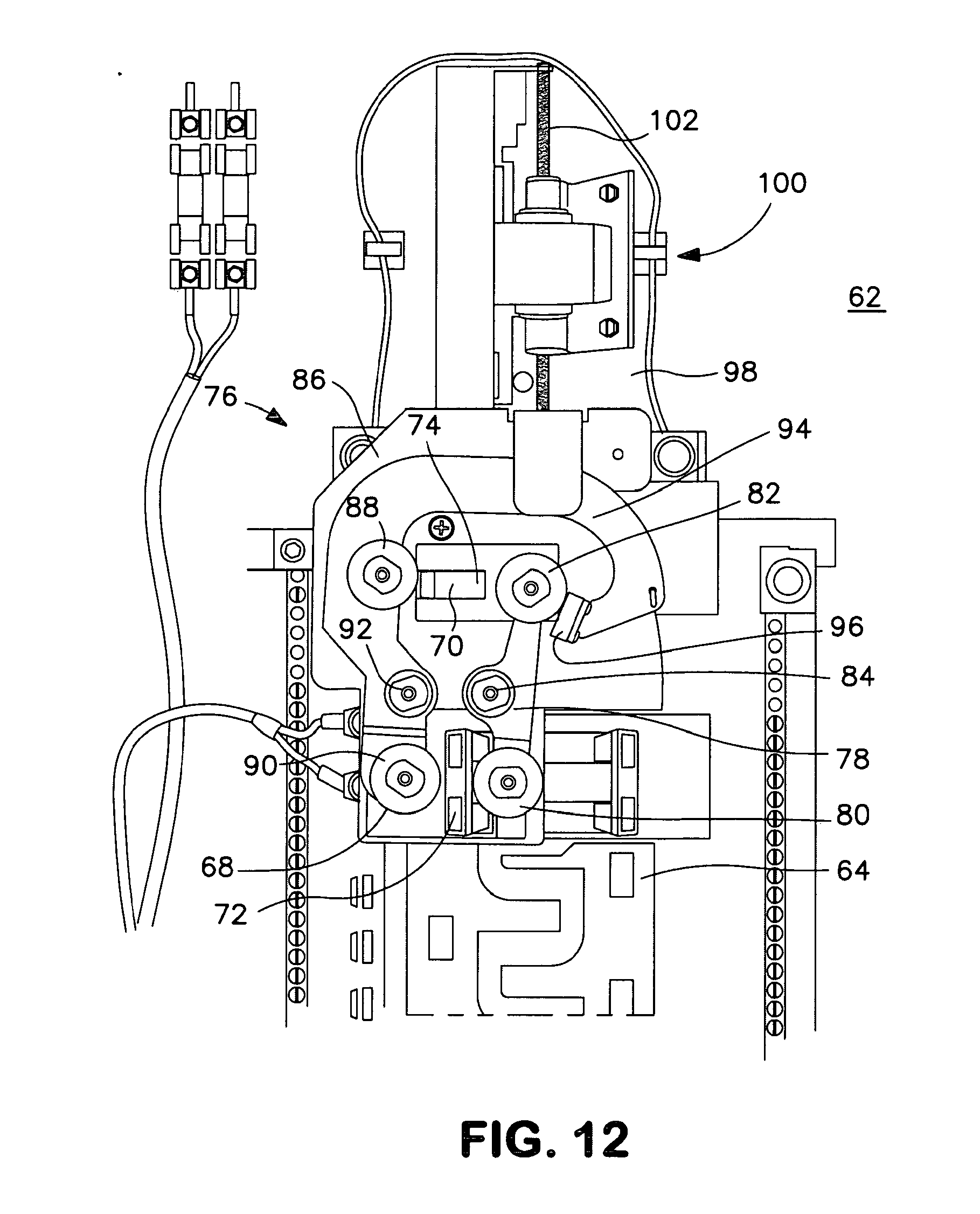Patent Us20120242145 Automatic Transfer Switch Google