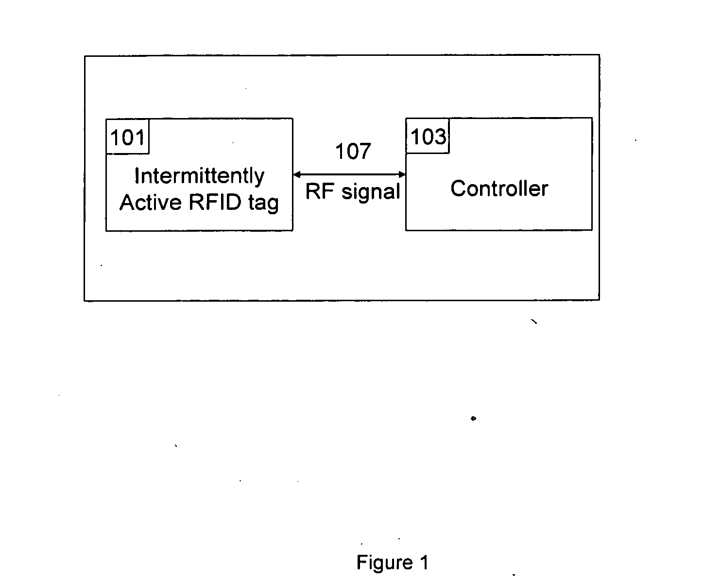 Patent Us20120242481 Apparatus And Method For Locating Tracking Figure1 Automatic Door Bell With Object Detection Circuit Diagram Drawing