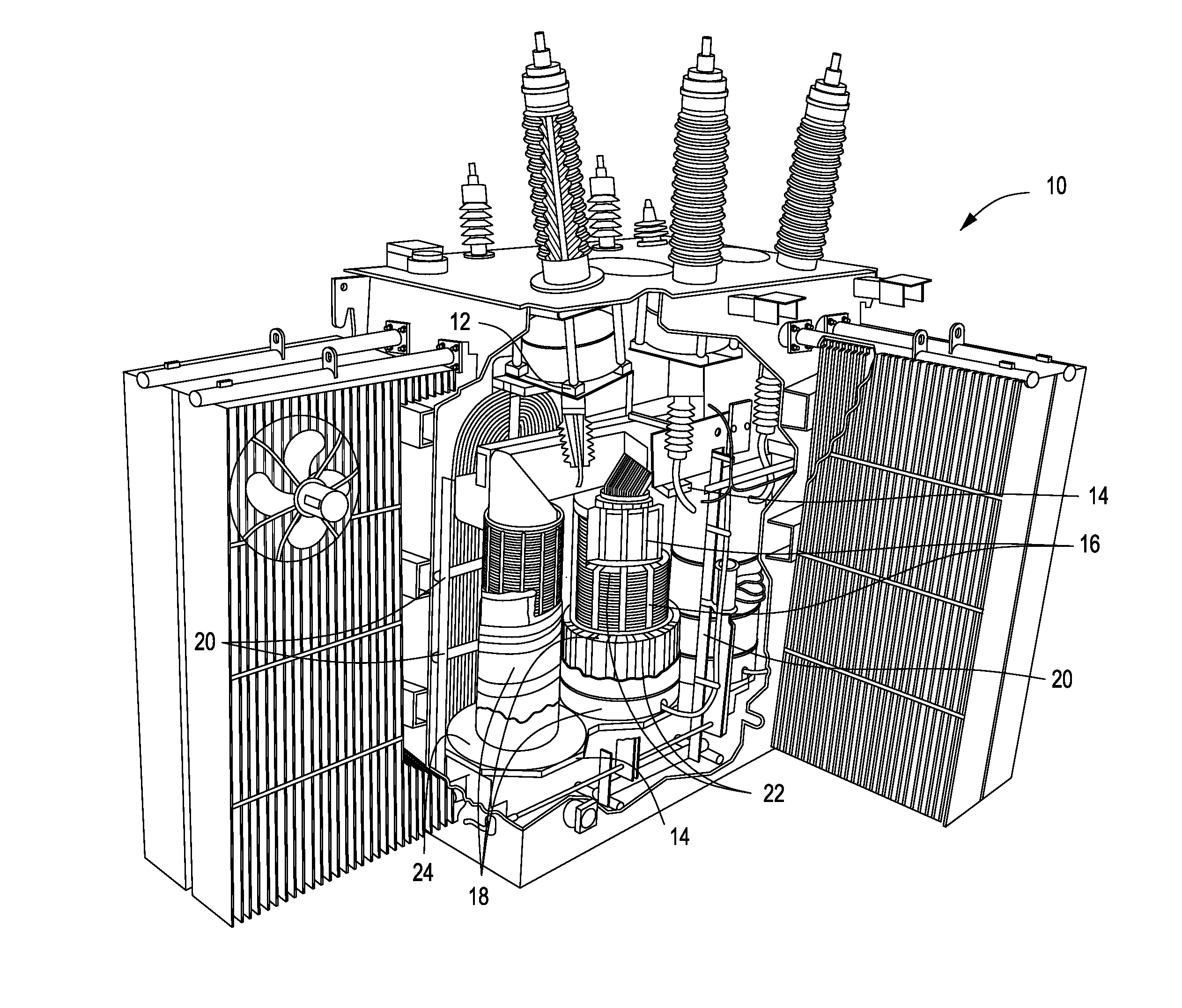 patent us20120249275 - insulation for power transformers - google patents electrical plan cad drawing