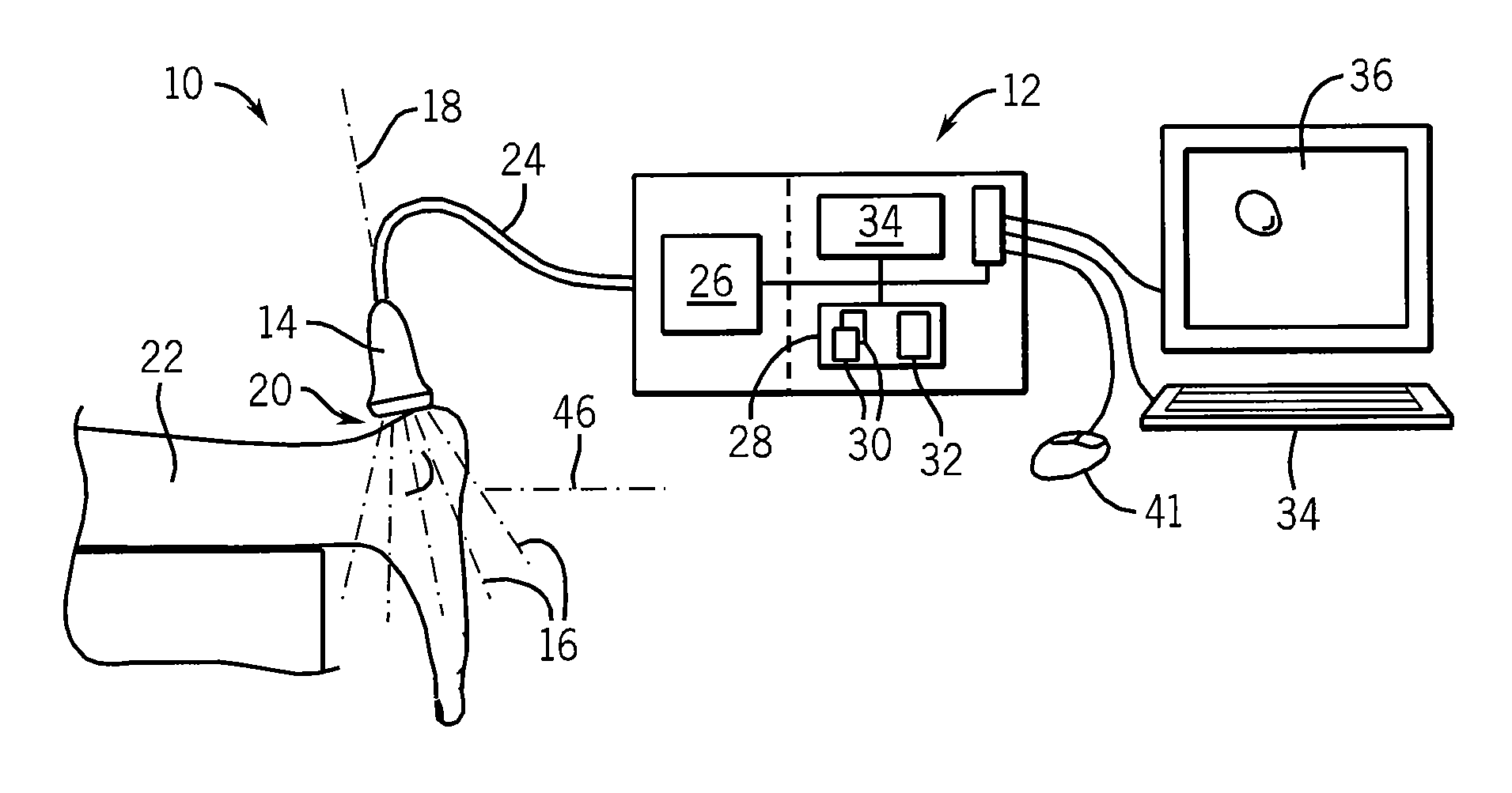 Patent Us20120259224 Ultrasound Machine For Improved