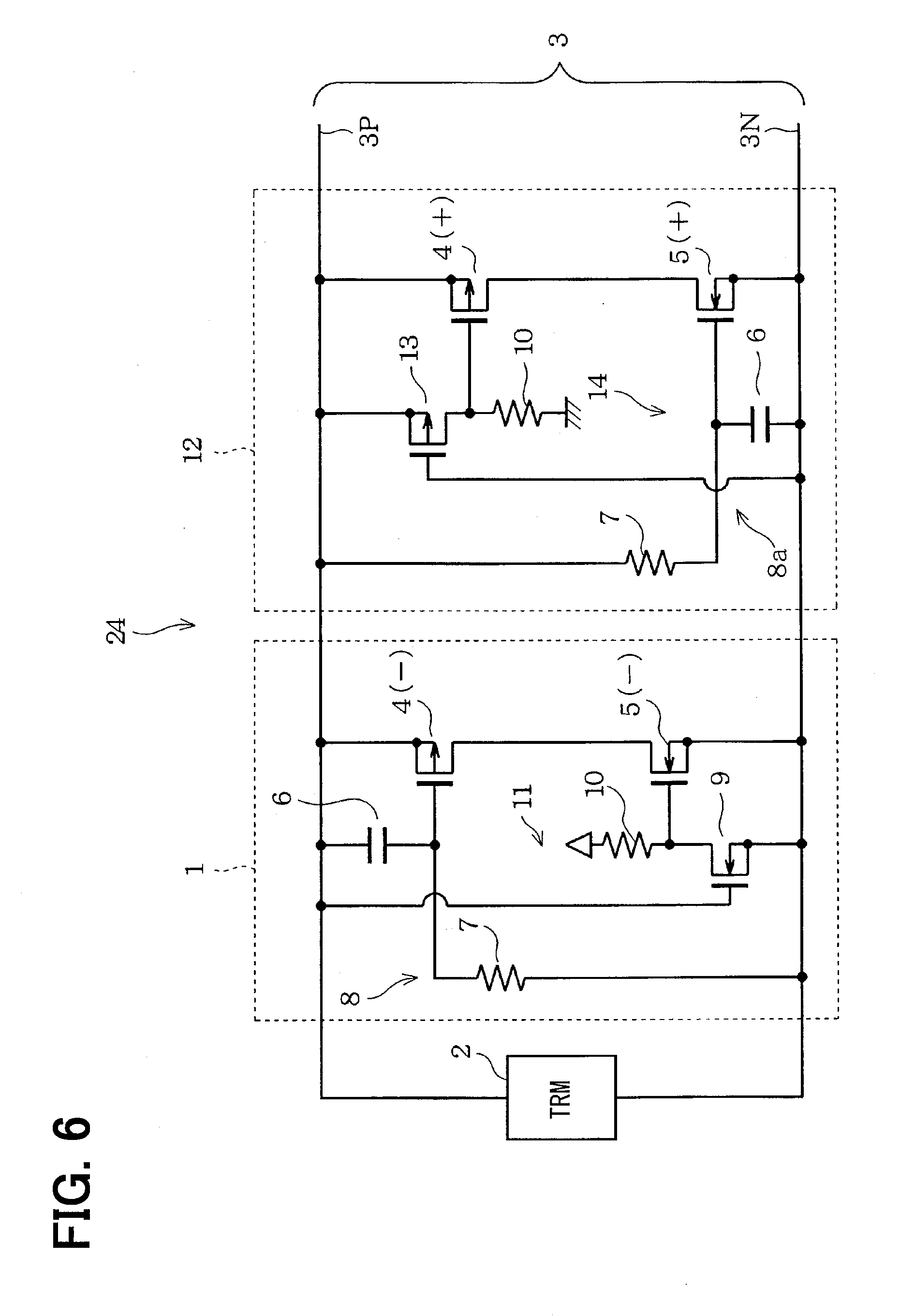 Patent Us20120293230 Ringing Suppression Circuit Google Patents The Time Delay With A Fet Controlcircuit Diagram Drawing