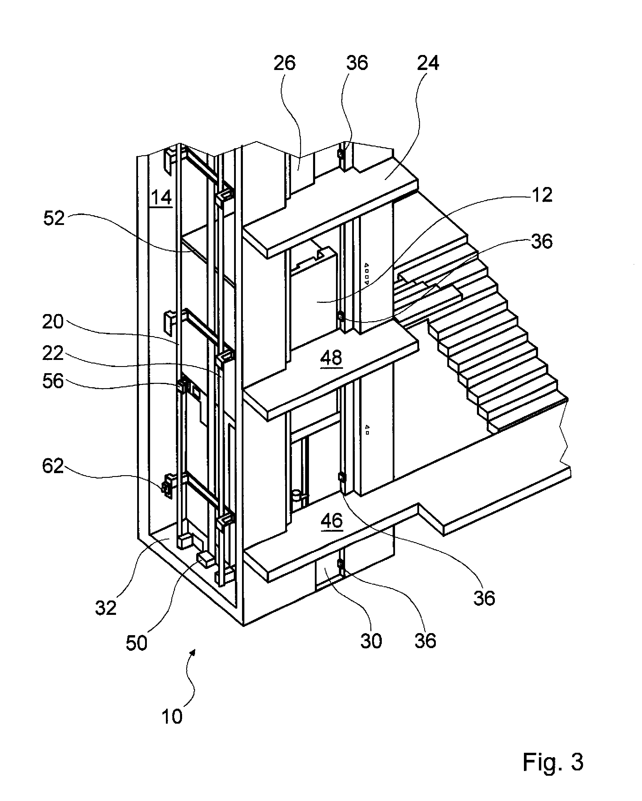 patent us20120305334 shaft access enabling device of an elevator on simple elevator schematics