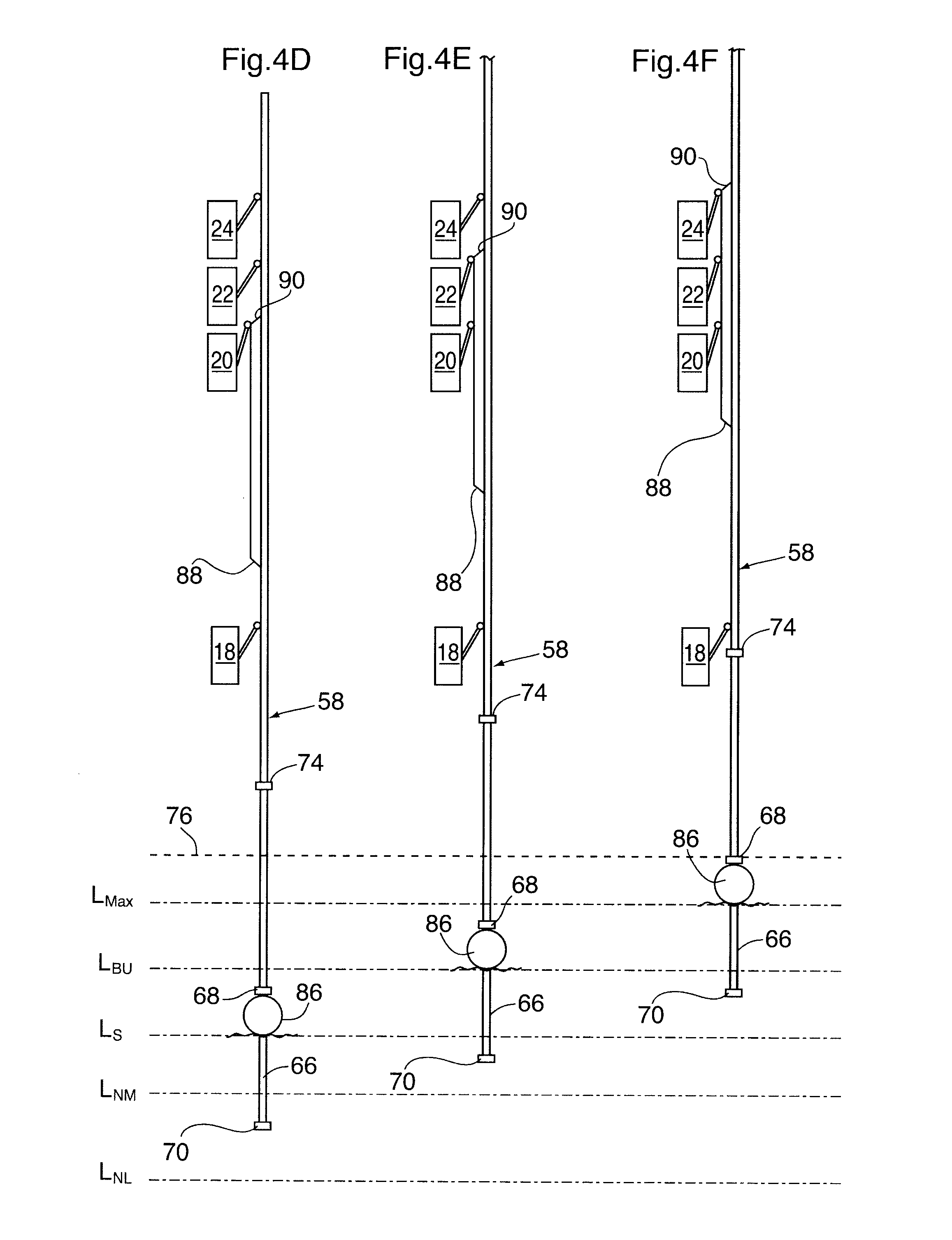 patent us multiple switch float switch apparatus patent drawing