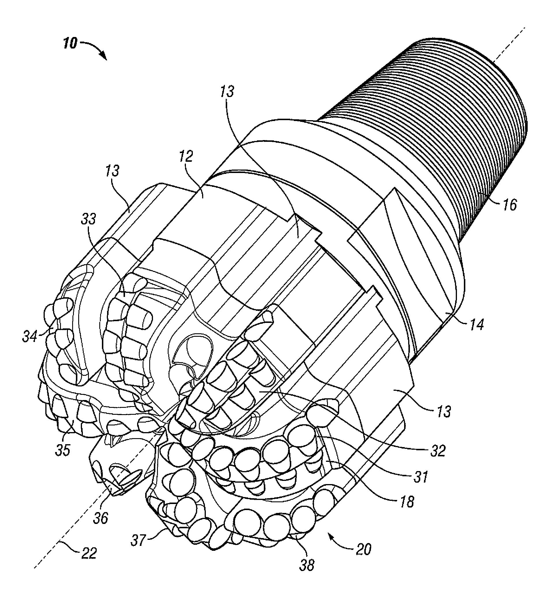 Patent US20120312603 - Optimization of drill bit cutting ...