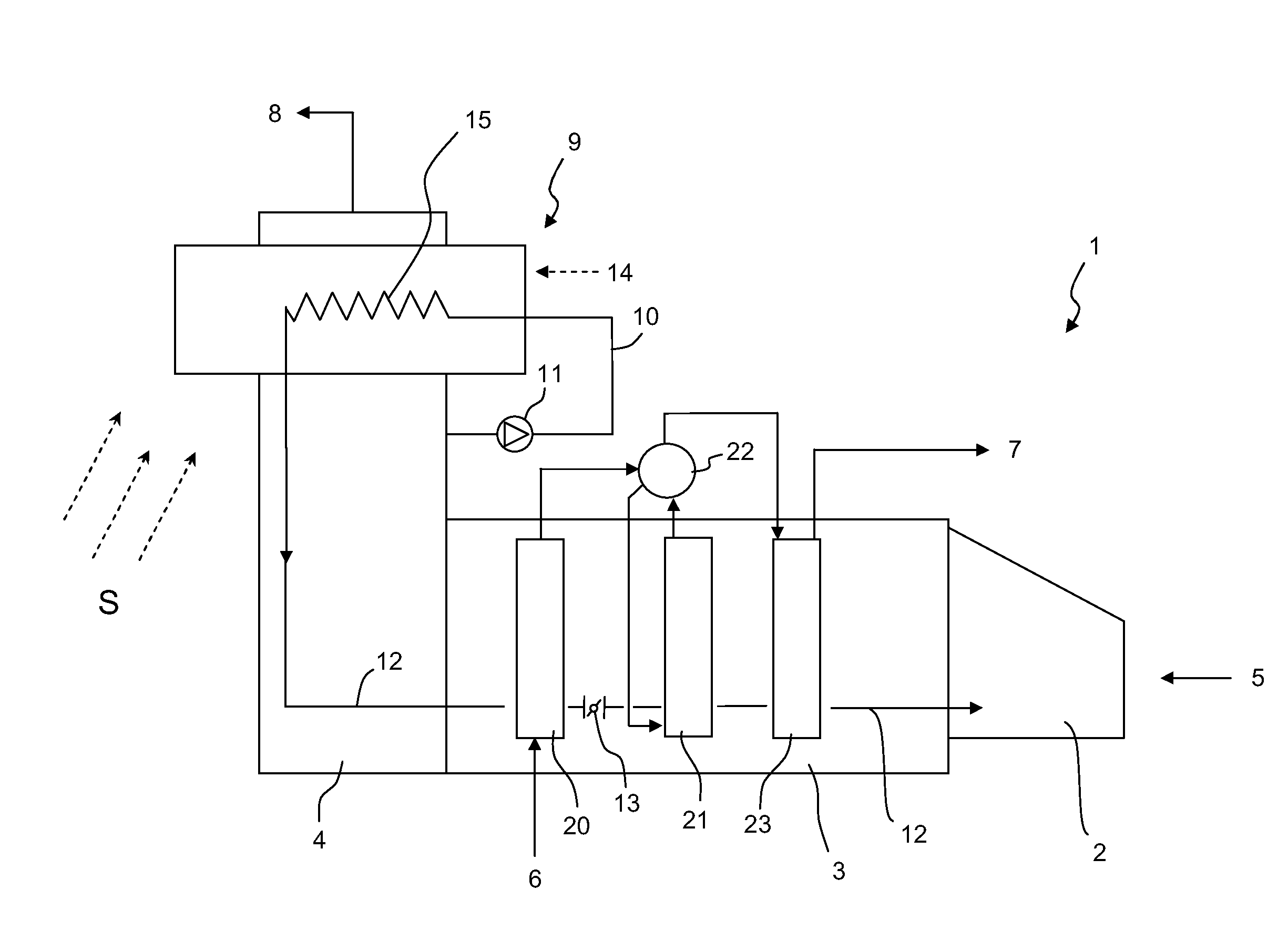 Patent US Heat recovery steam generator method for