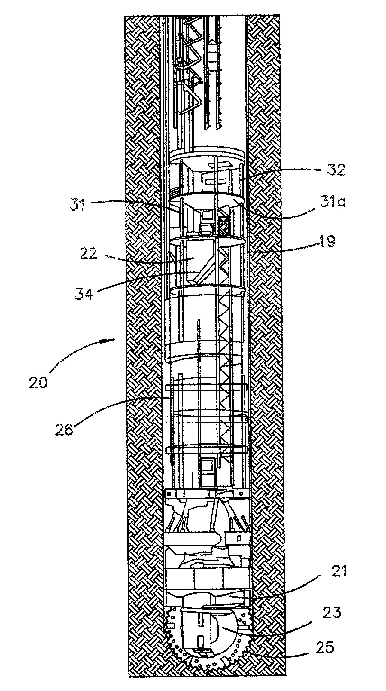 Patent Us20120318581 Forming A Shaft For An Underground Mine 03 Mountaineer Fuse Diagram Drawing