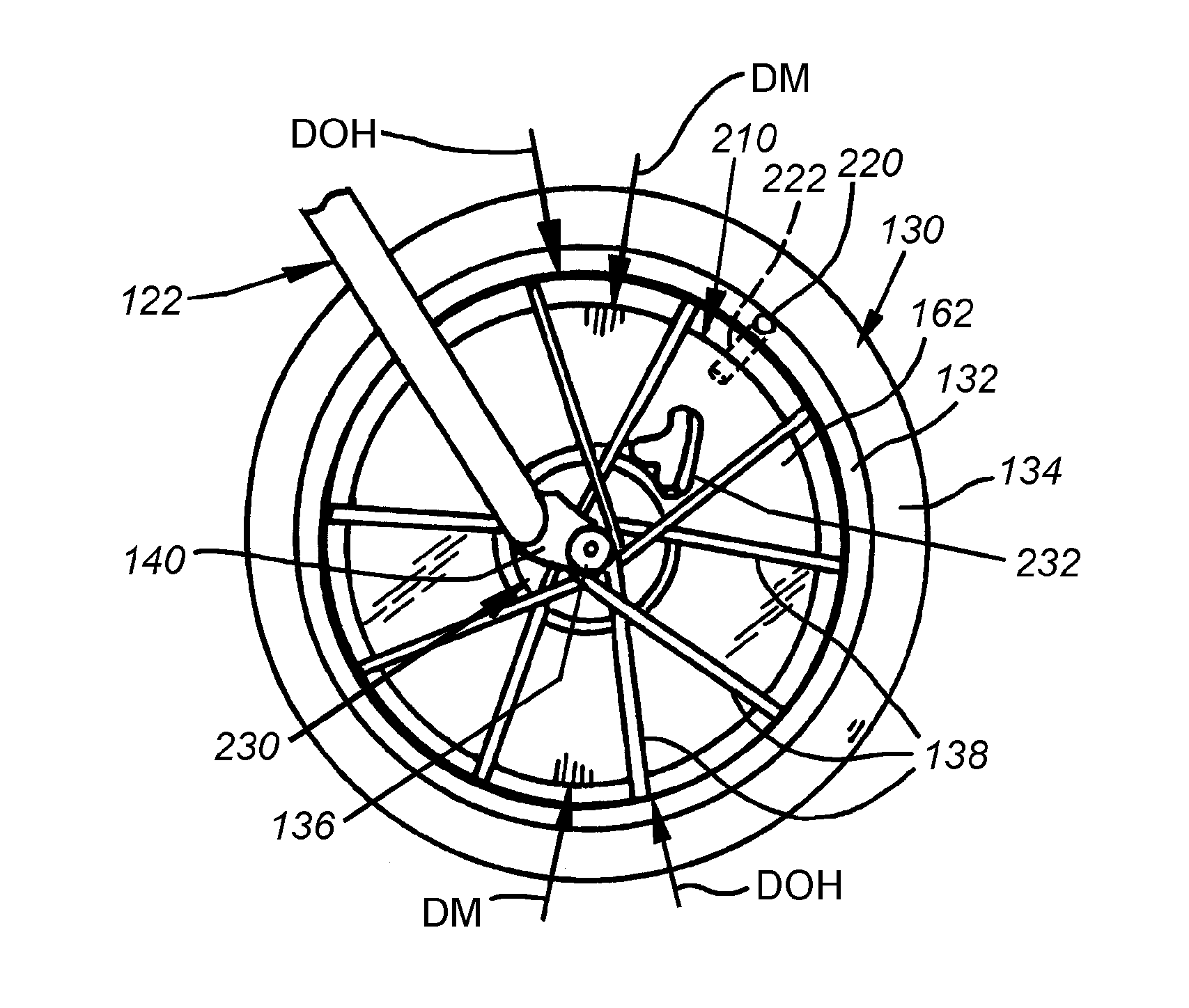 patent us20120319456 system and method for providing gyroscopic Play-Doh City patent drawing