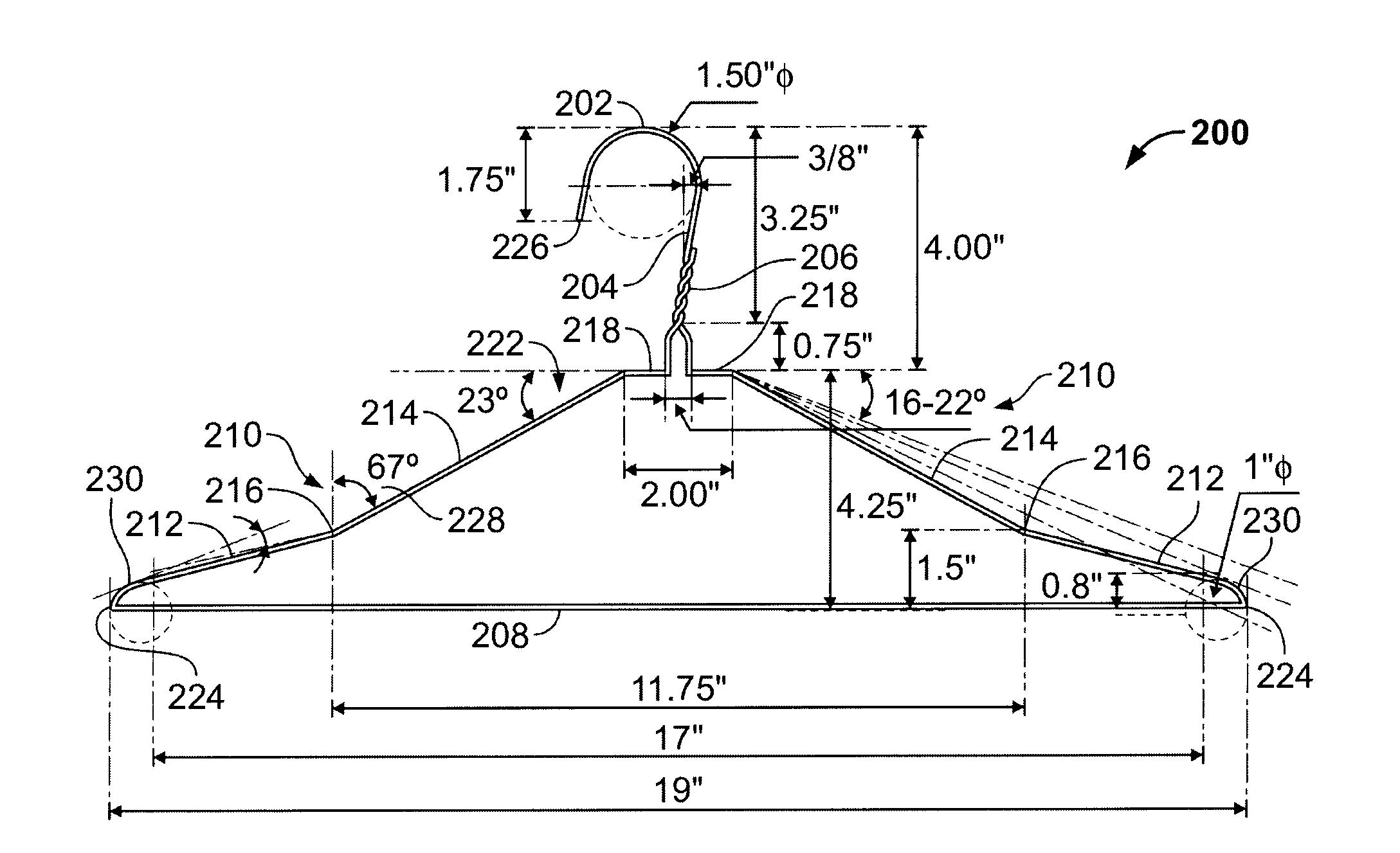 Patent Us20120325869 Clothes Hanger Google Patents