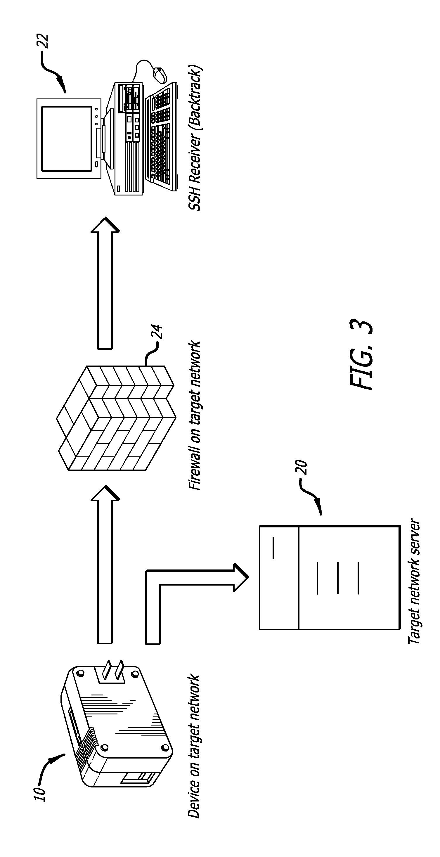 براءة الاختراع US20130014263 - System and method for