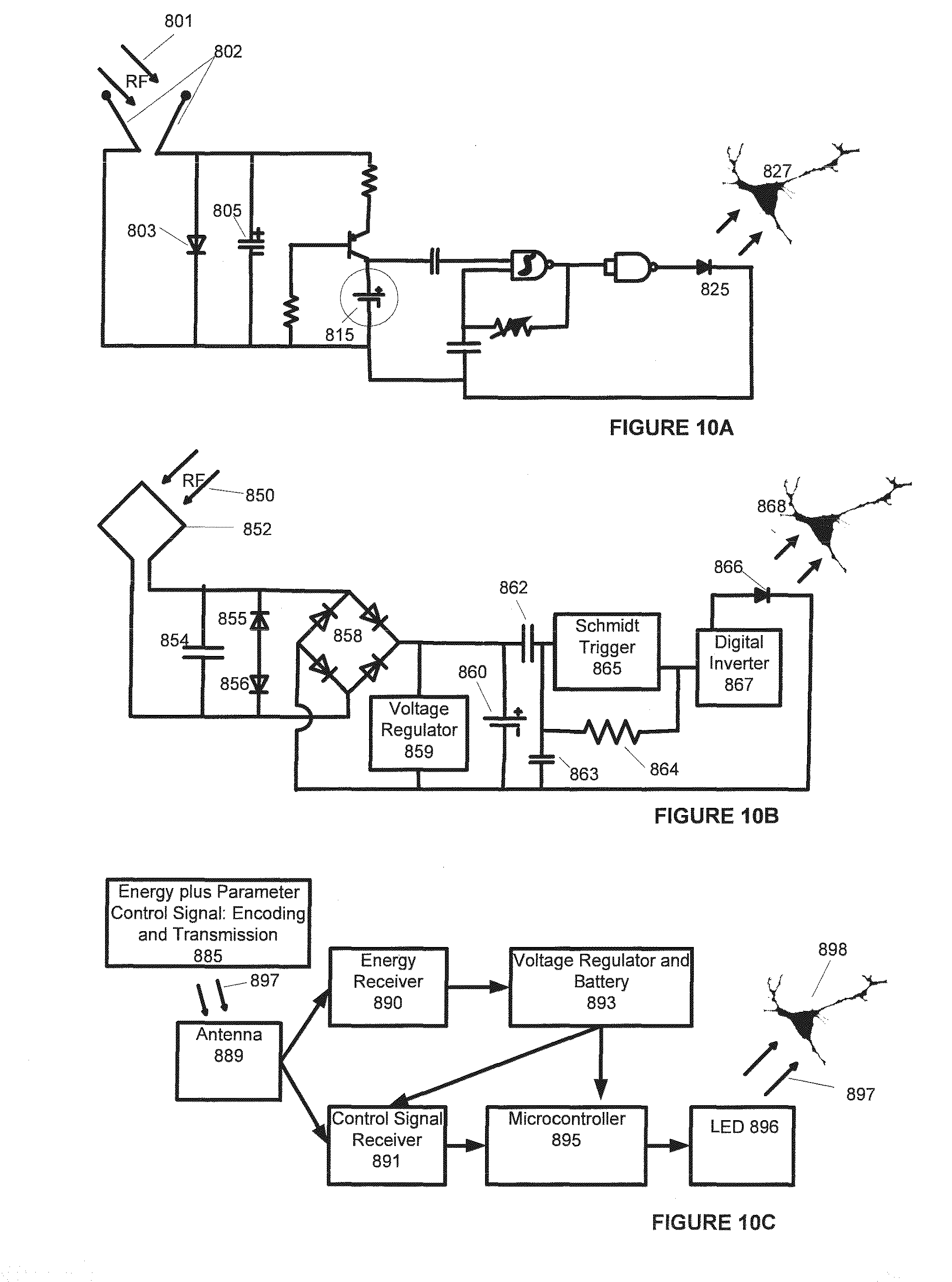 Patent Us20130019325 Light Sensitive Ion Passing Molecules Circuit For The Motor Controller Hbridge Images Frompo Drawing