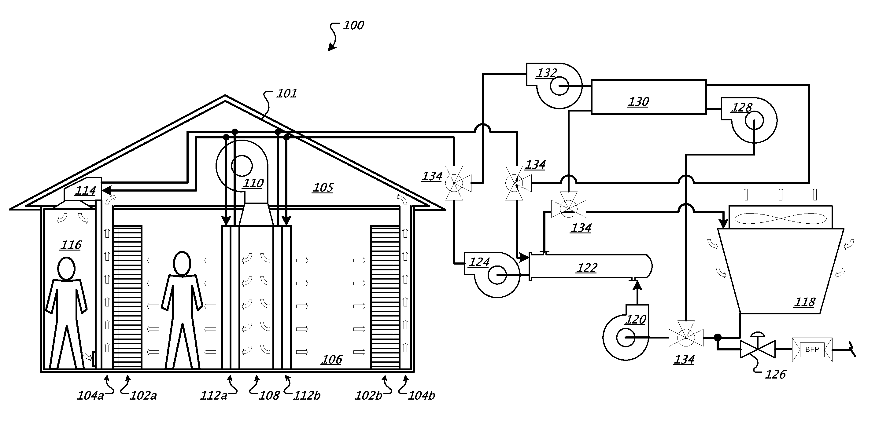 Patent US20130025842 Warm Water Cooling   Patents #414141