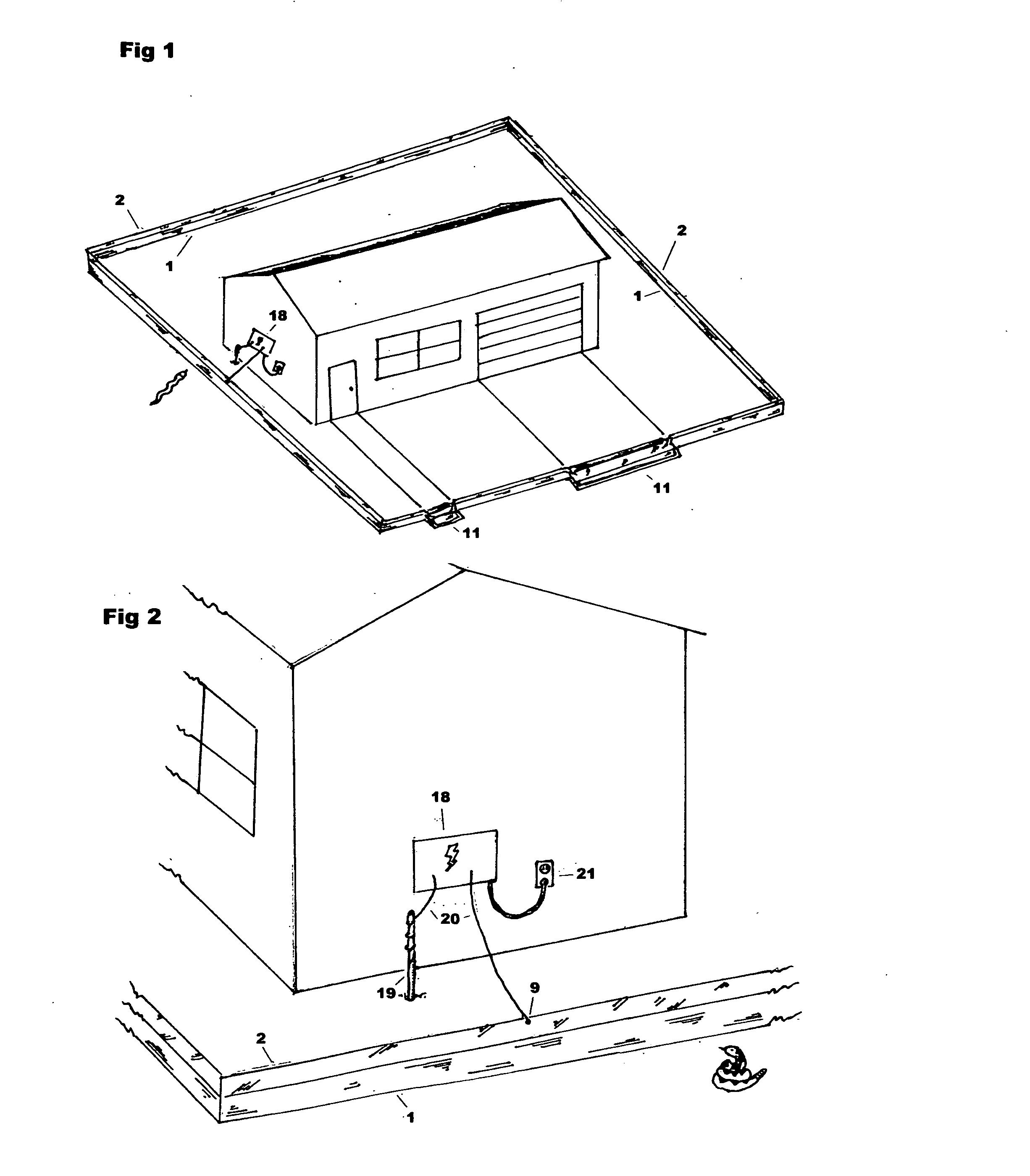 Patent Us20130026432 Electric Snake Deterrent Fencing