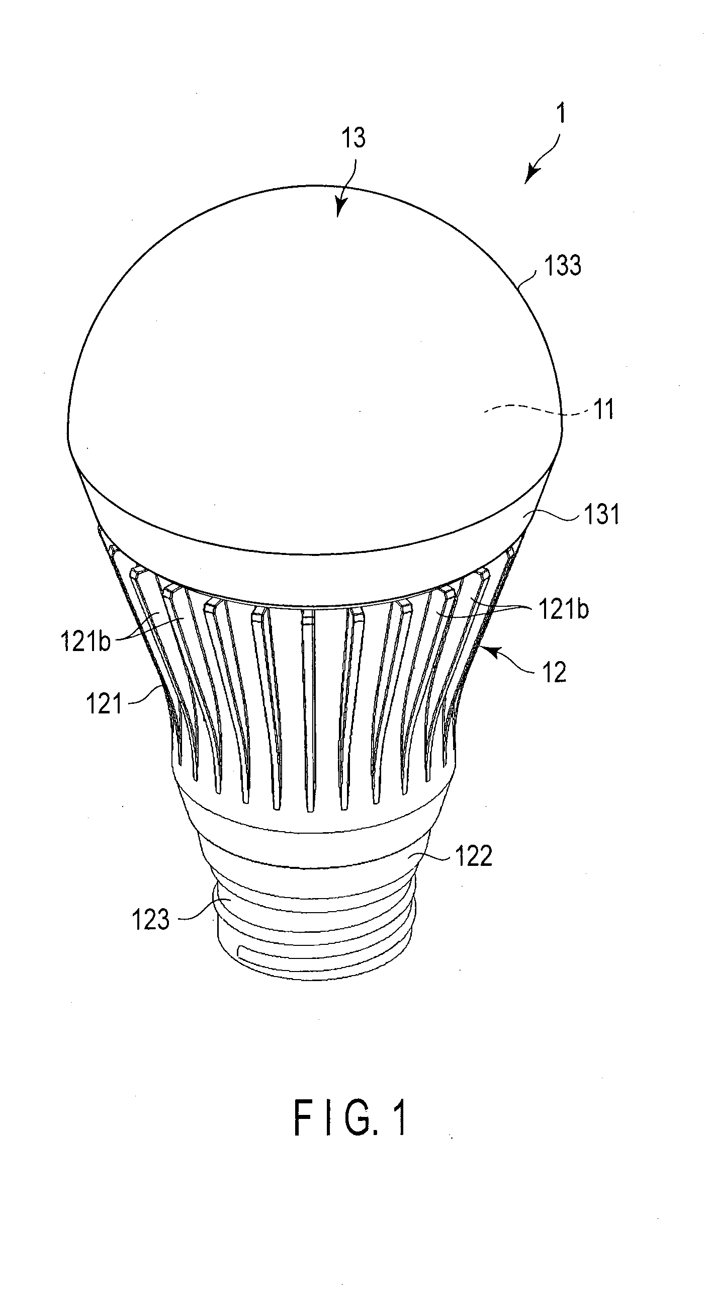 US20130027938 on light emitting diode technology