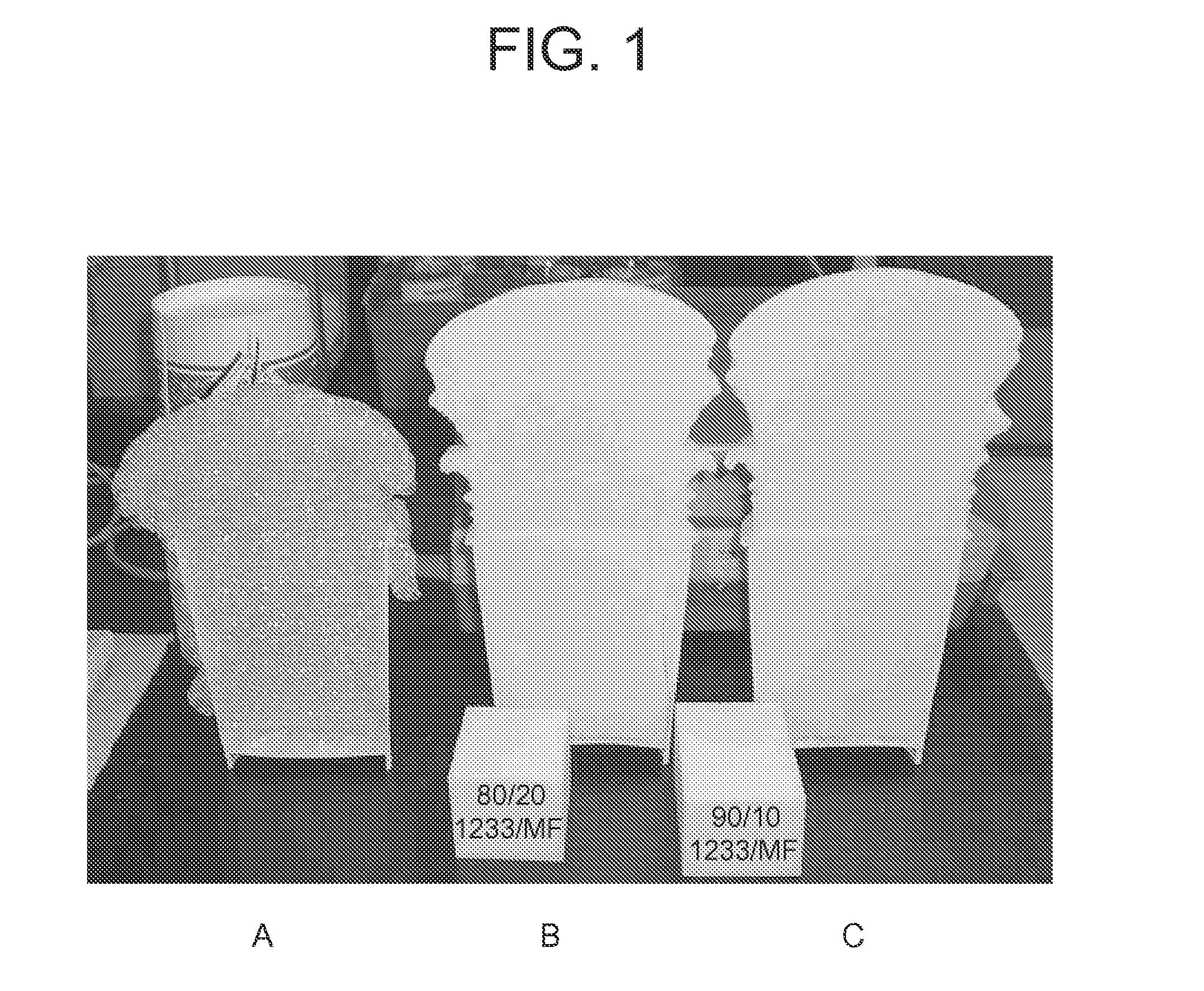 Patent US20130041048 - Method of improving stability of polyurethane