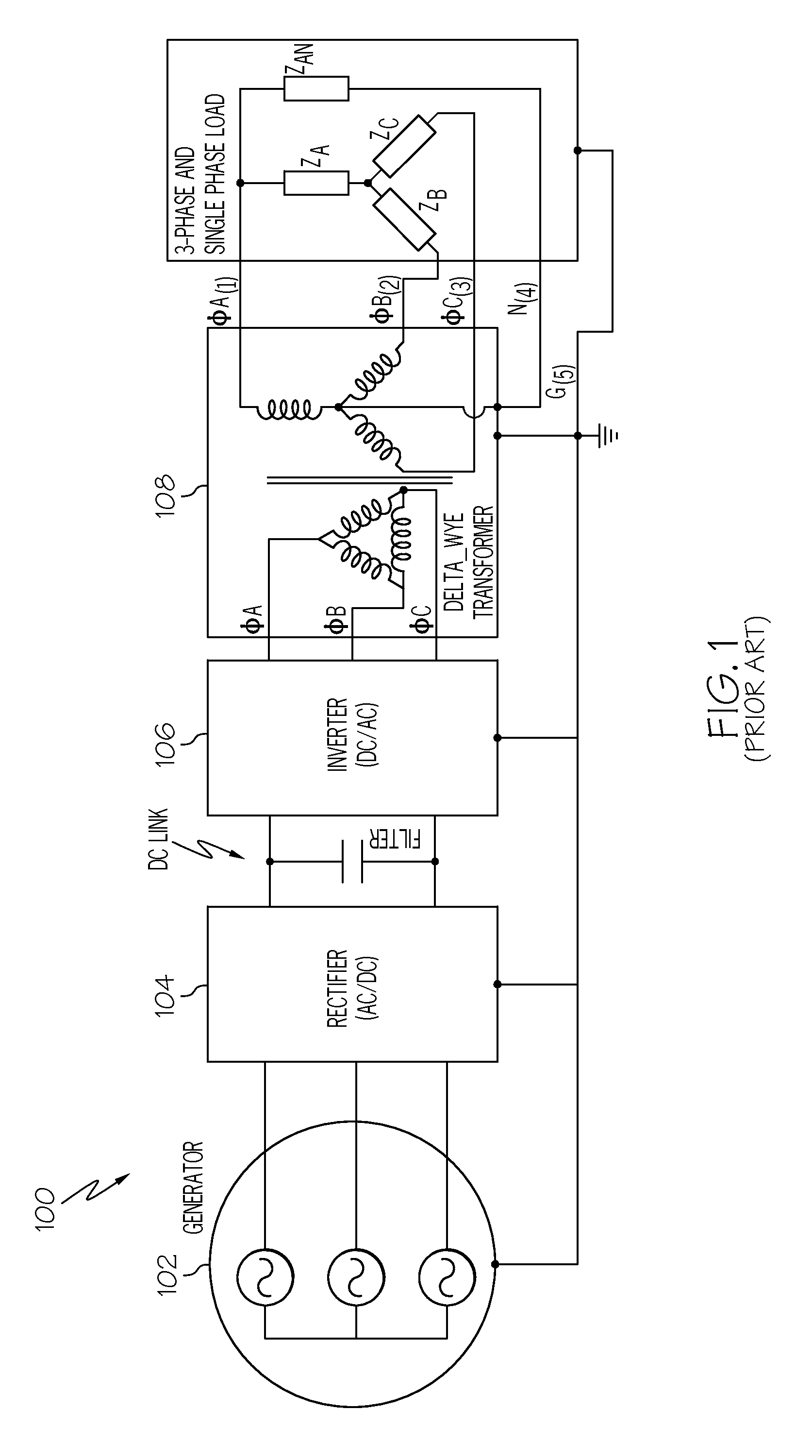 patent us20130044522 - low weight 3-phase 5-output wire ... stamford generators wiring diagram homepage #9