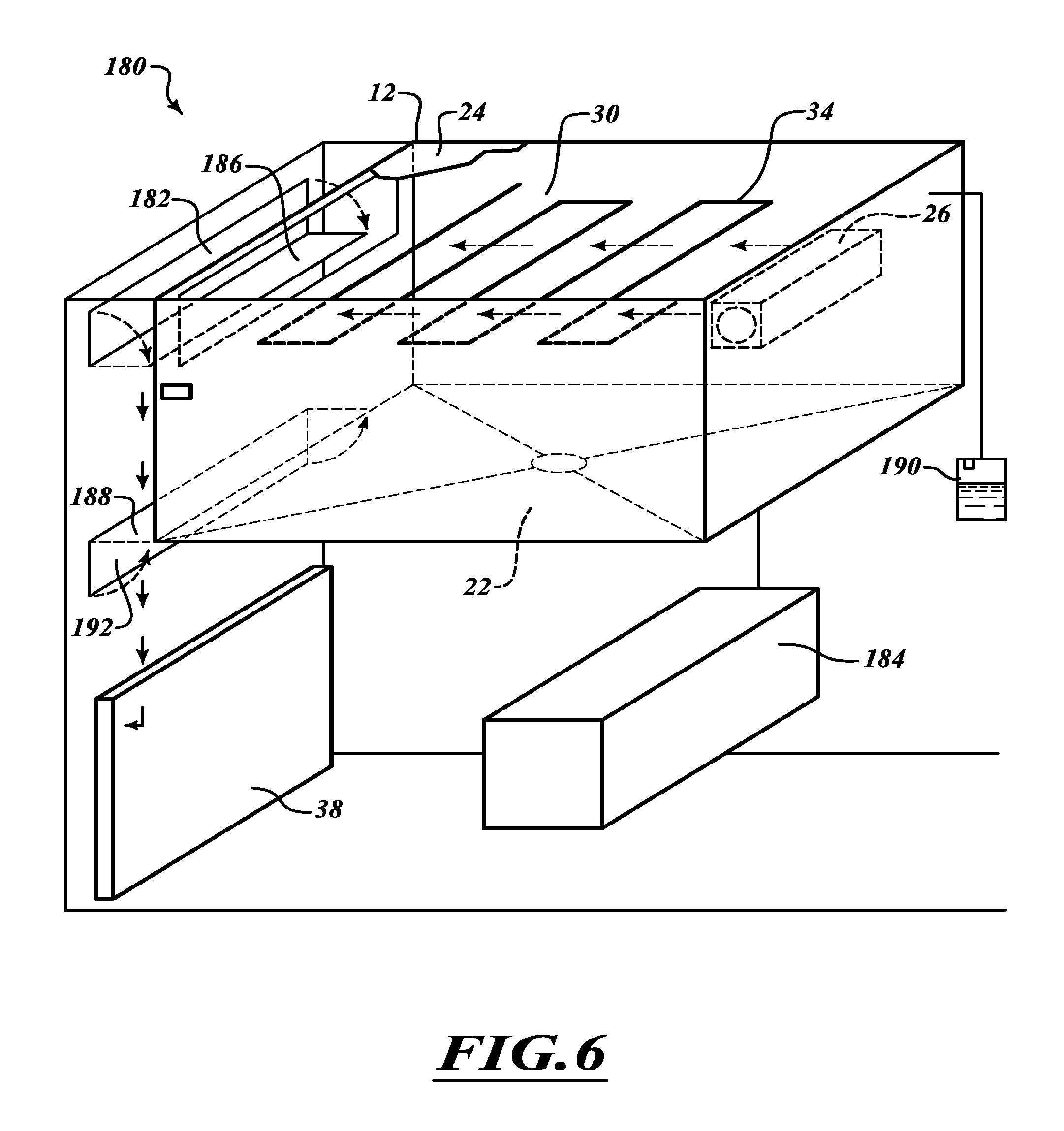 Patent Us20130047655 Atmospheric Water Generator