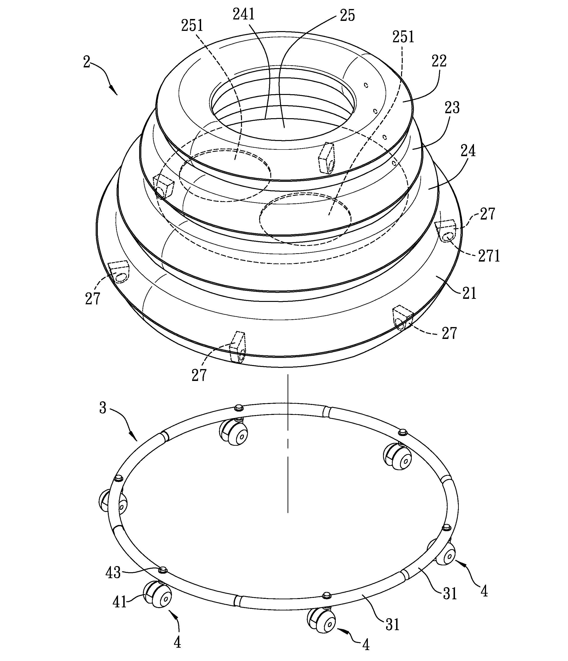Patent Us20130056945 Baby Walker Google Patents