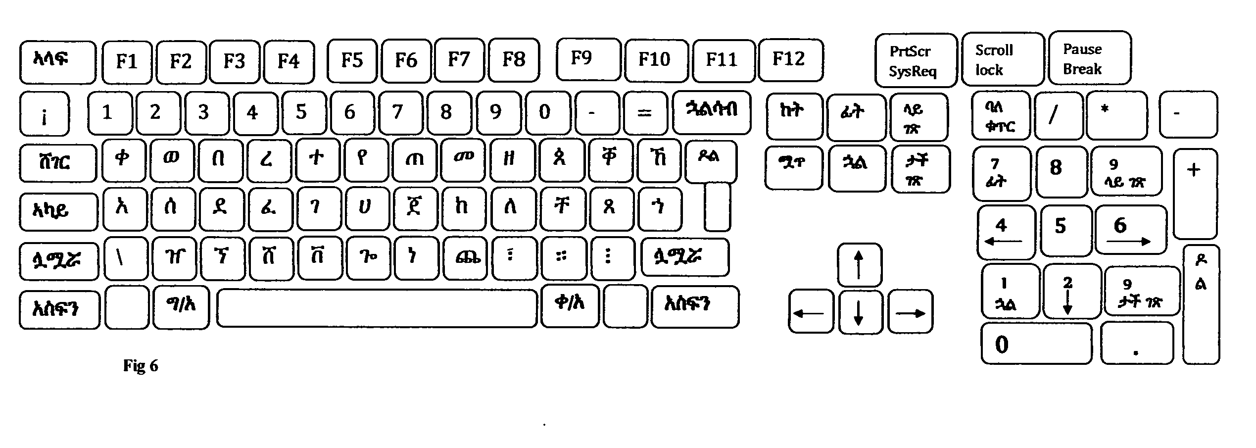 Computer Keyboard Drawing | www.pixshark.com - Images ...