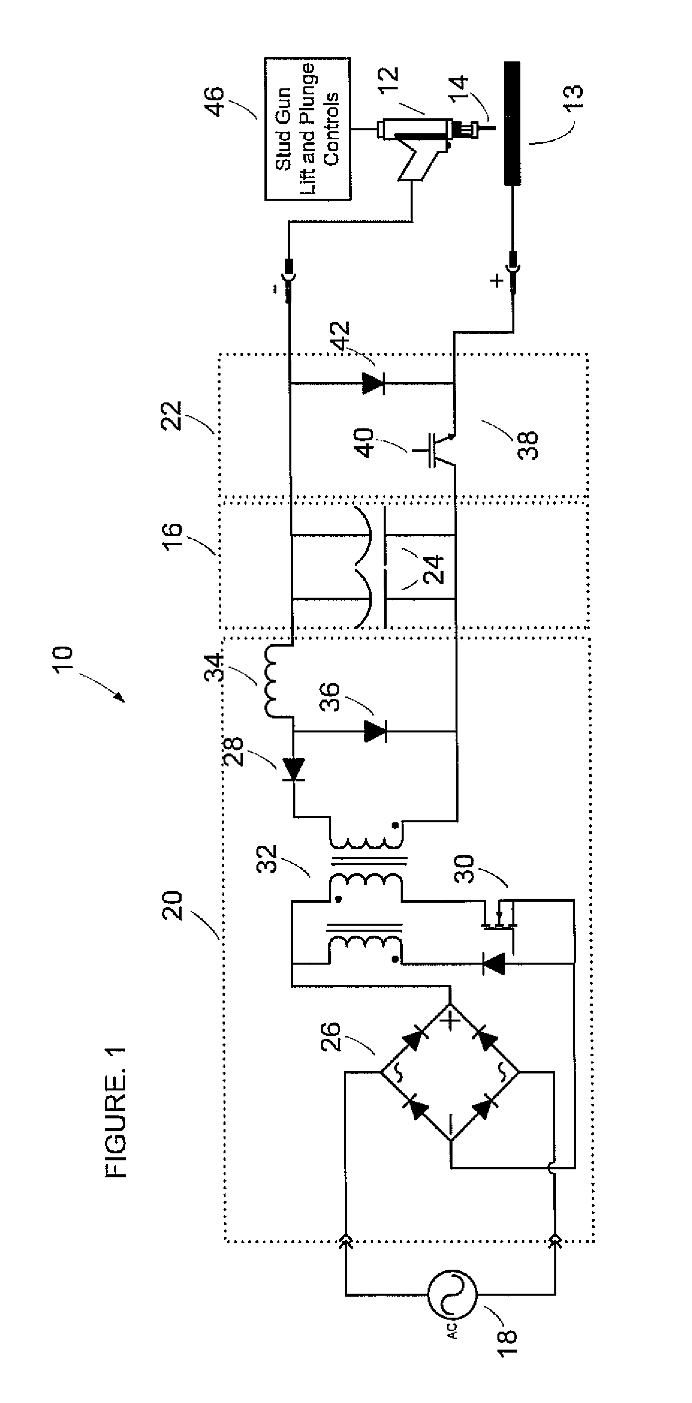 Patent Us20130062327 Two Stage Switch Mode Power Supply