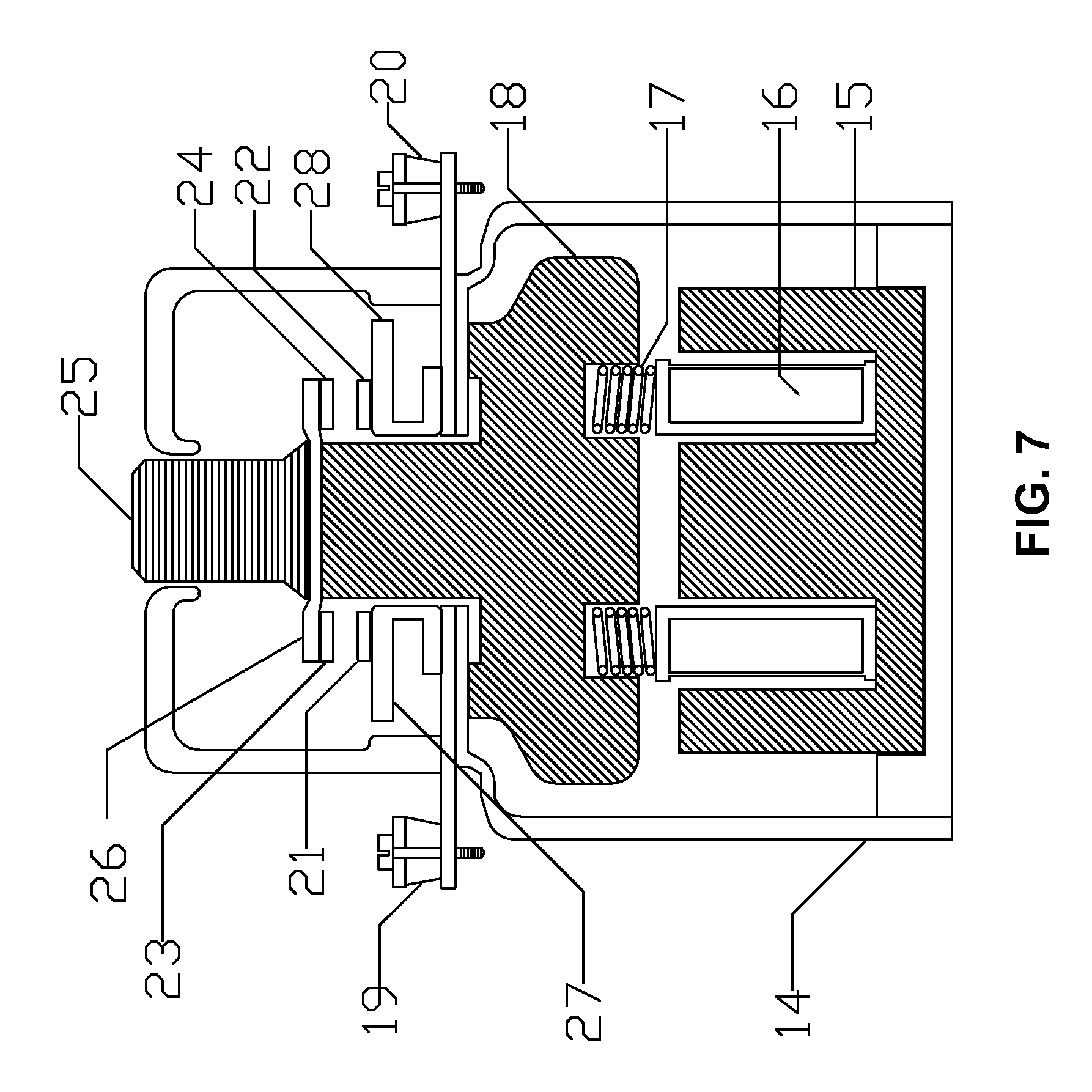 patent us20130063231 solenoid actuated contactor. Black Bedroom Furniture Sets. Home Design Ideas