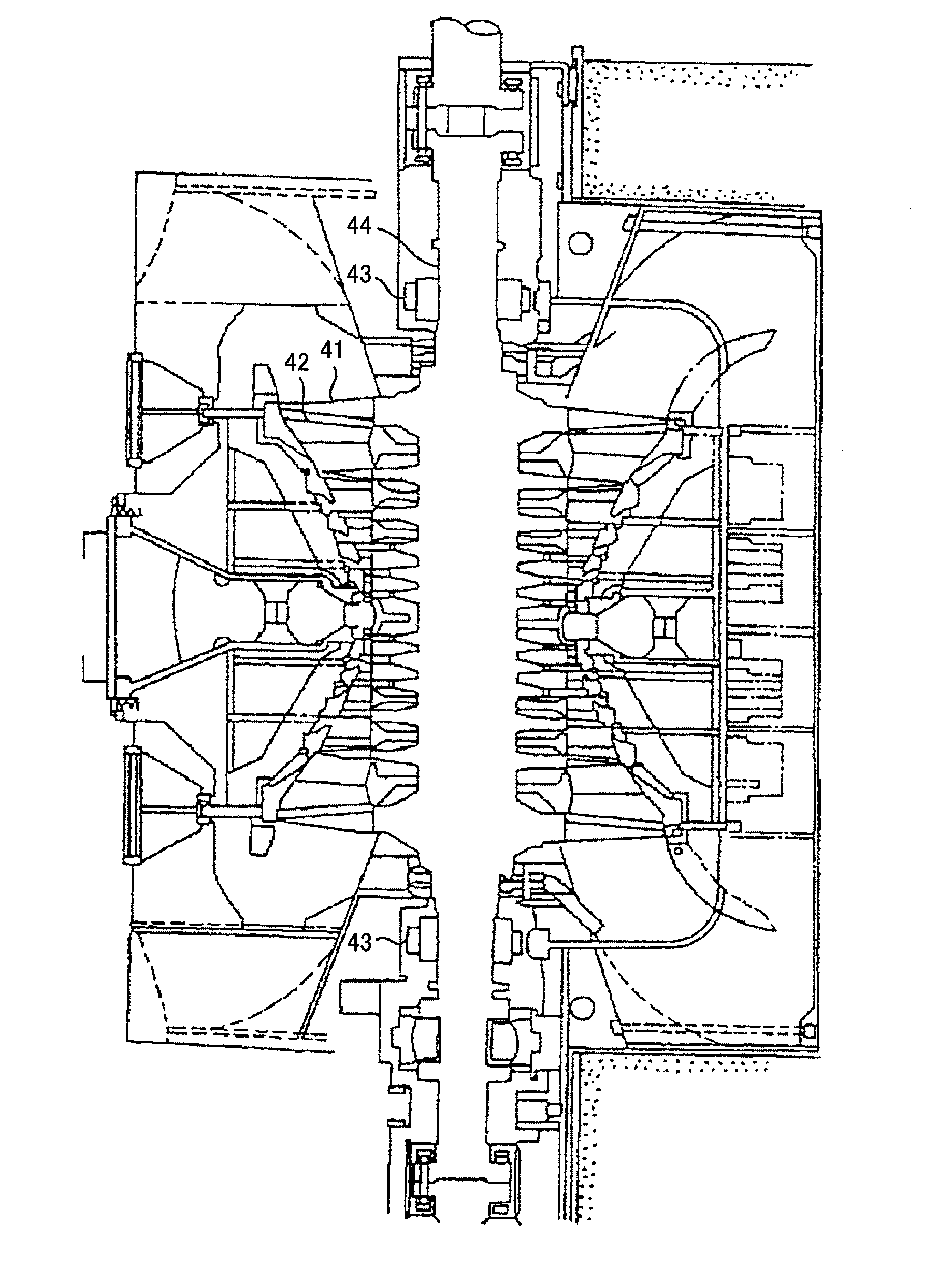 Patent US Turbine Blade and Turbine Rotor and Steam