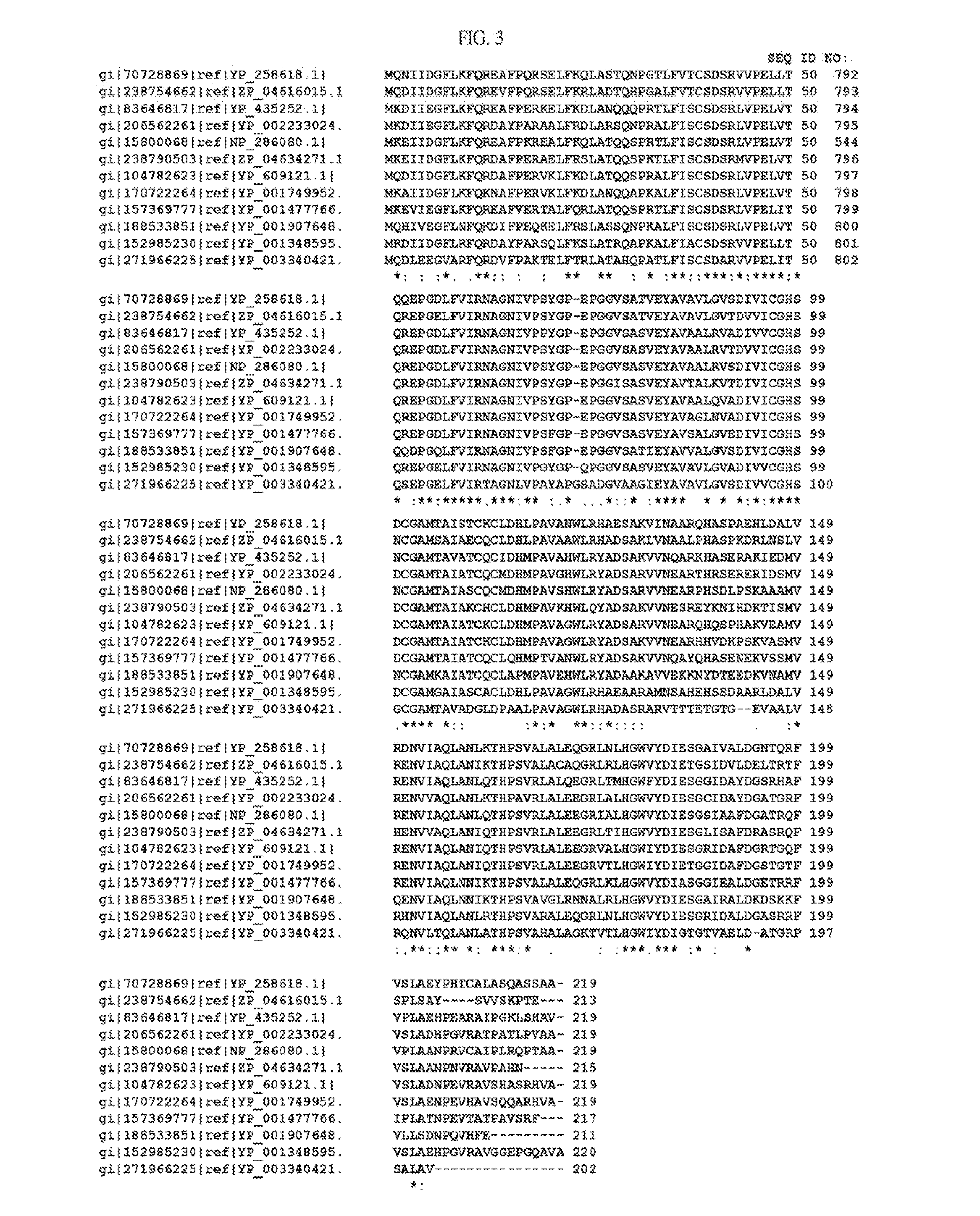 Patent US20130122541 - Microorganism production of high
