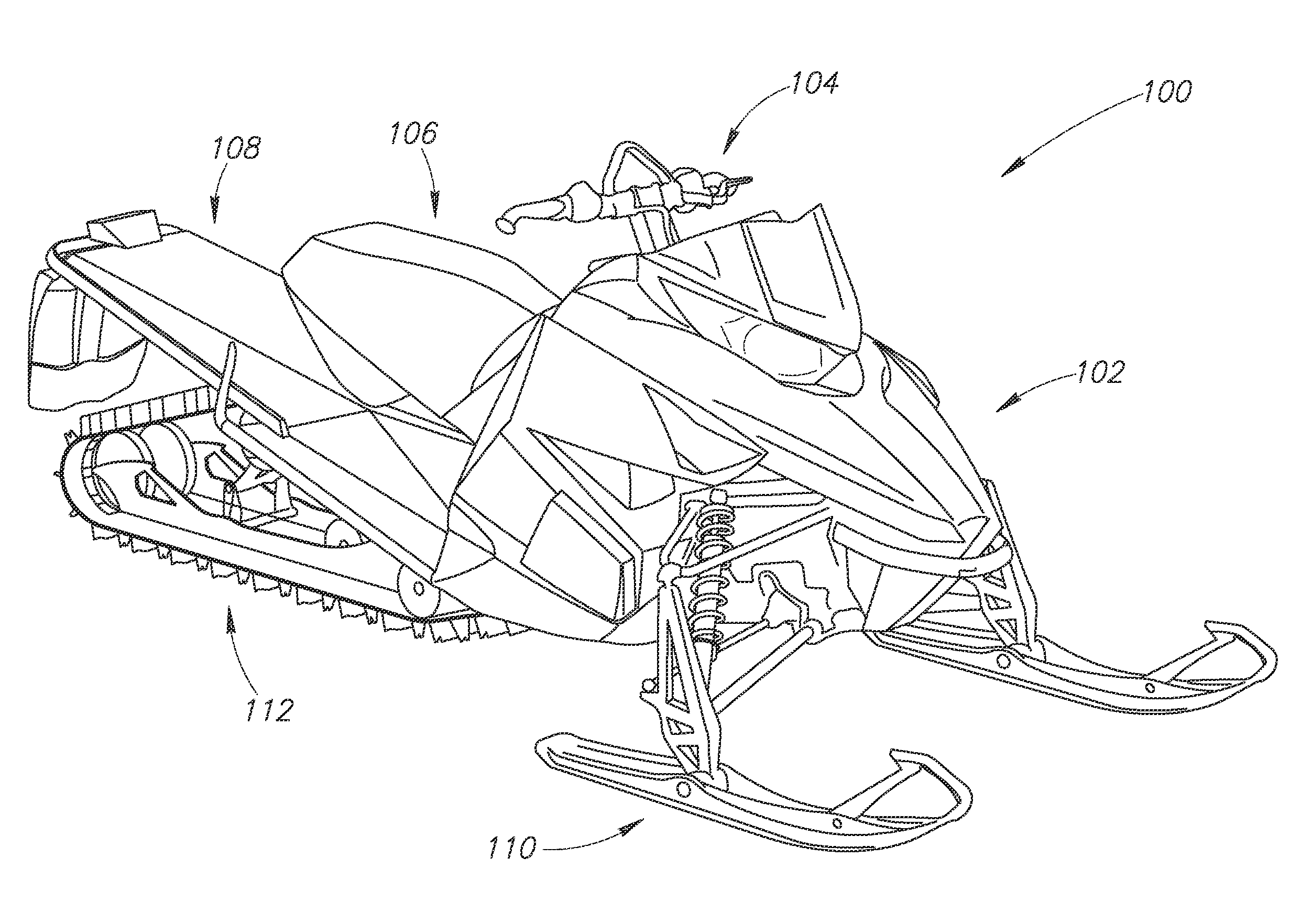 snowmobile coloring pages - photo#25