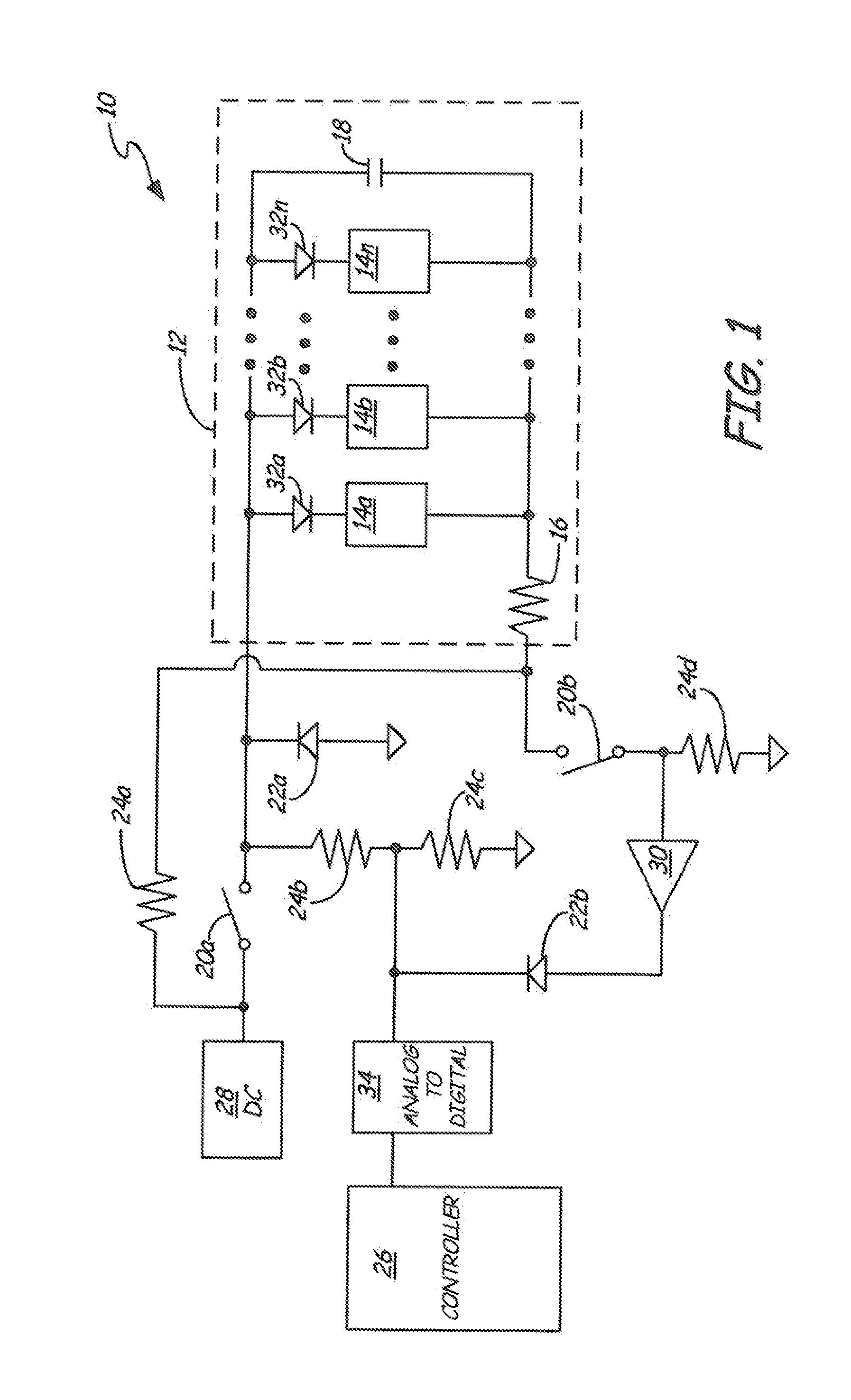 patent us20130147495 - end-of-line capacitor for measuring ... end of line relay wiring diagram #14