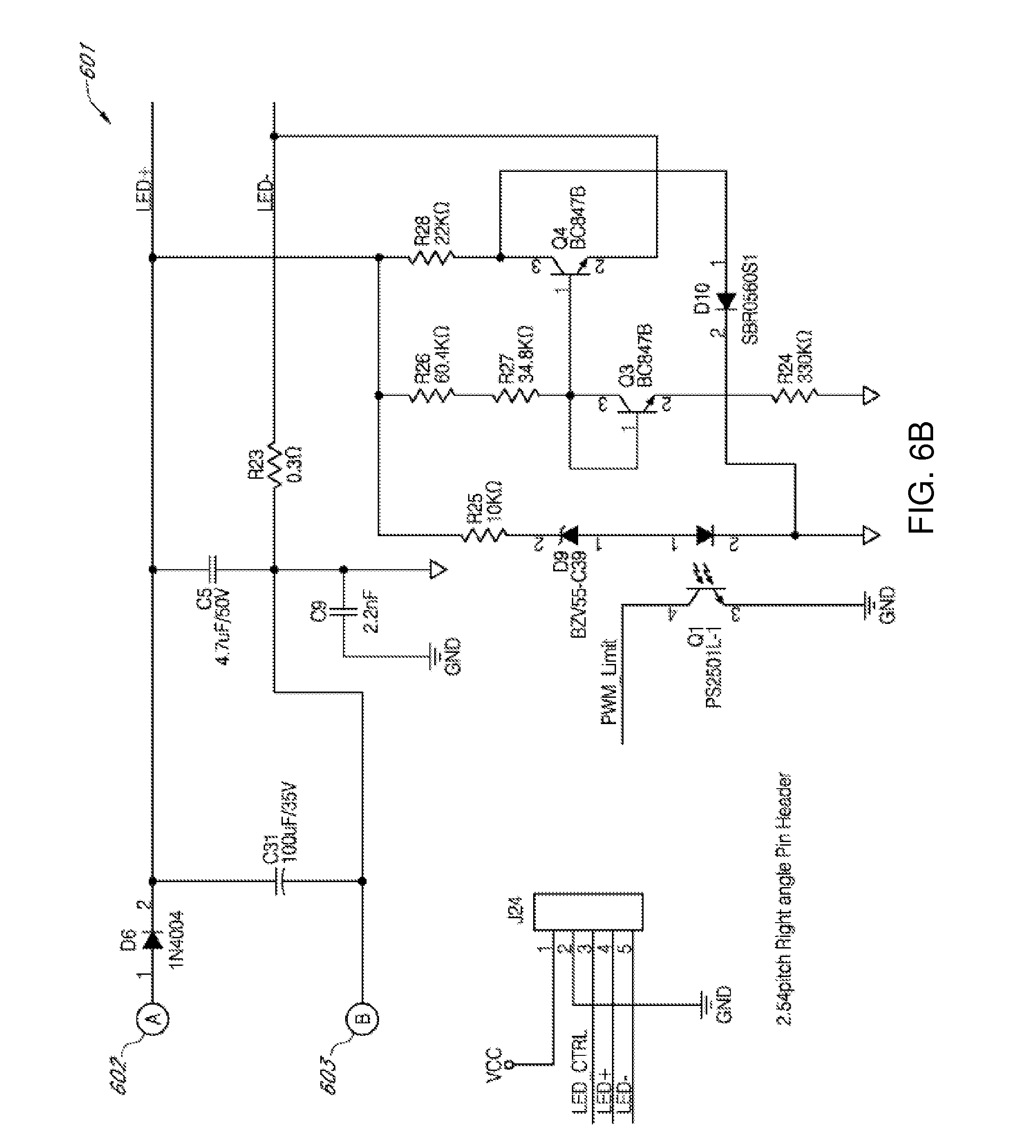 Patent Us20130162166 Modular Networked Light Bulb Google Patents Central Air Conditioning Circuit Board Pictures Drawing
