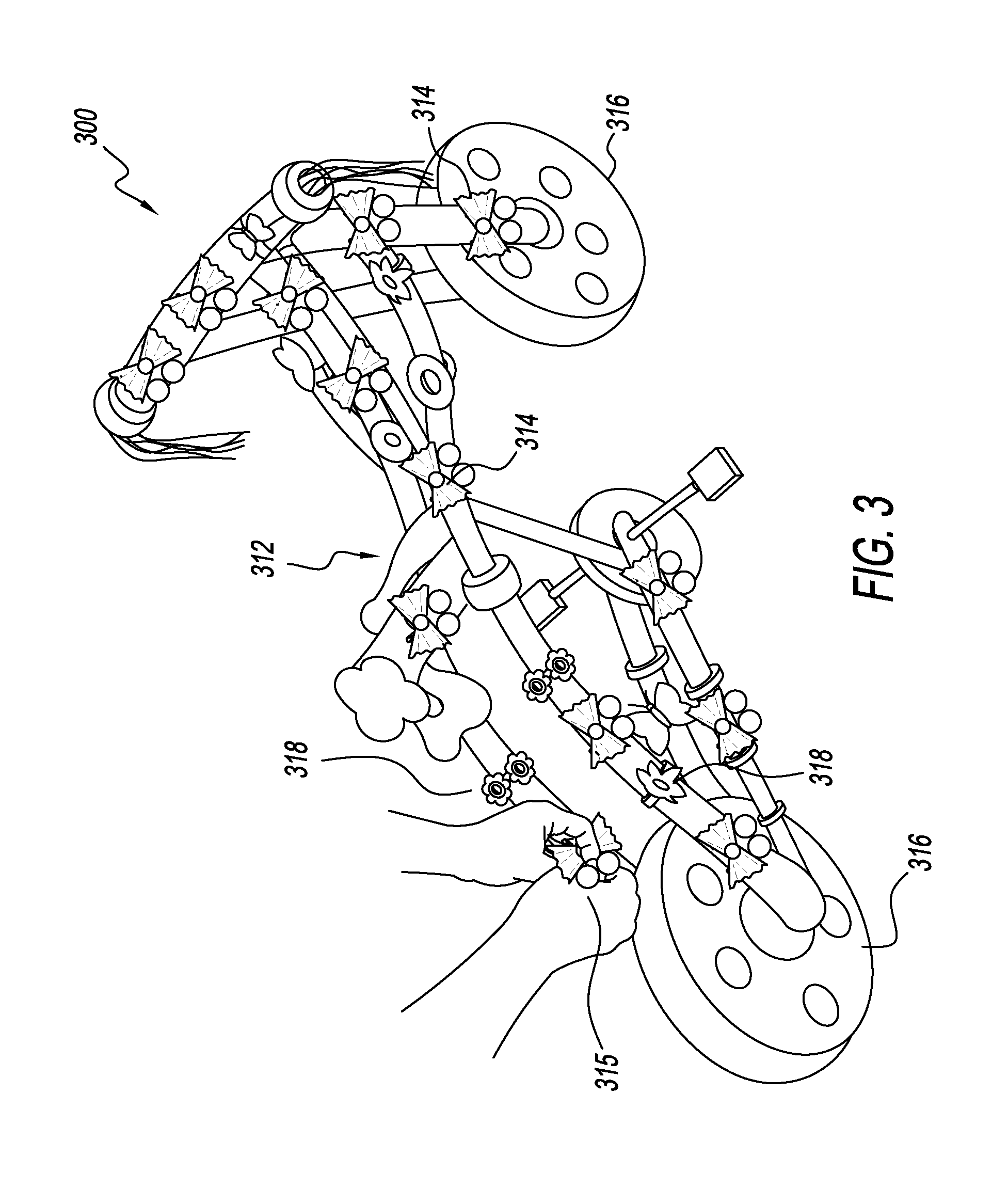 Brevet Us20130193097 Little Girls Things Hair Accessory Bosch Washing Machine Wiring Diagram Patent Drawing
