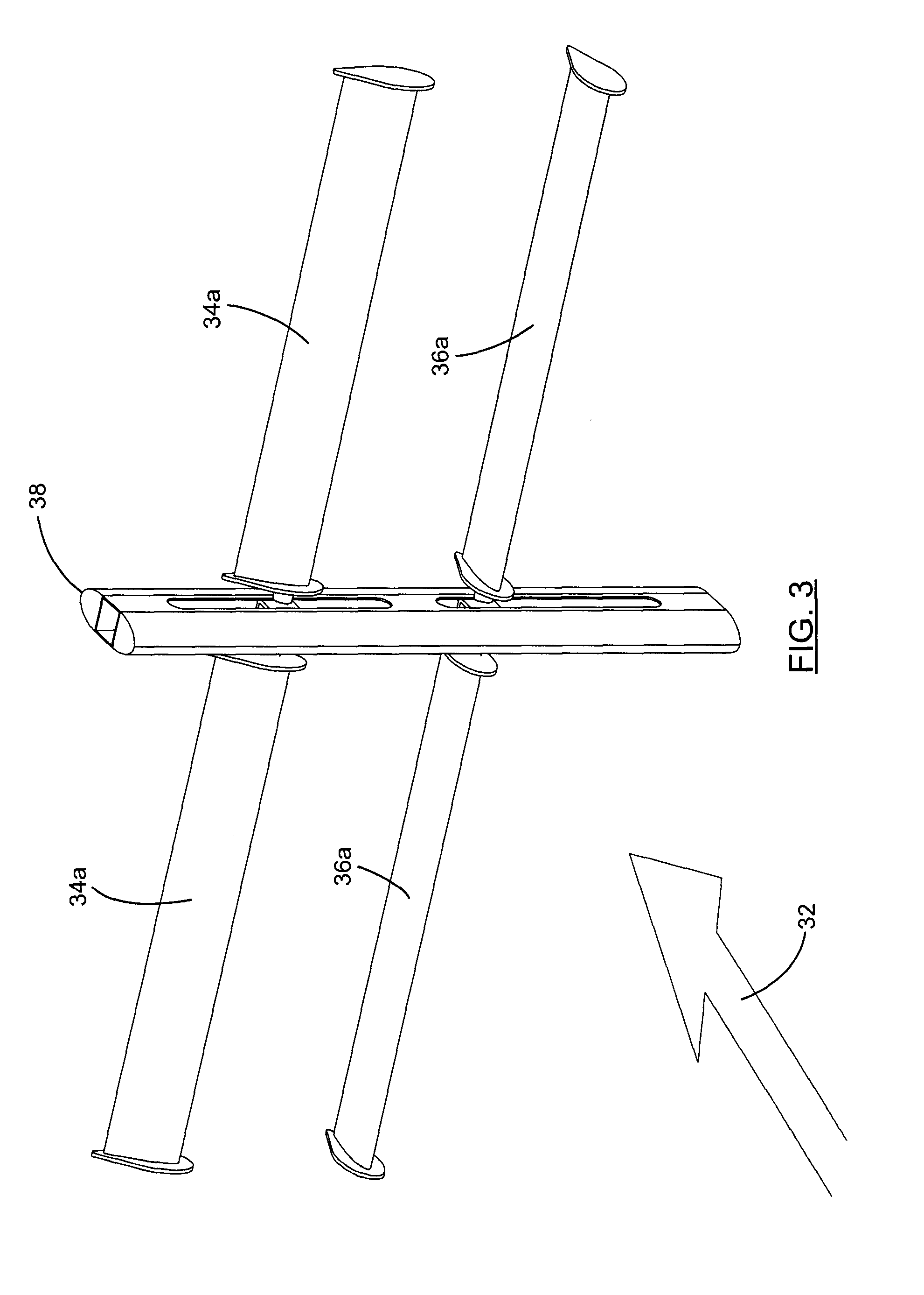 patent us20130202407 oscillating hydrofoil turbine. Black Bedroom Furniture Sets. Home Design Ideas