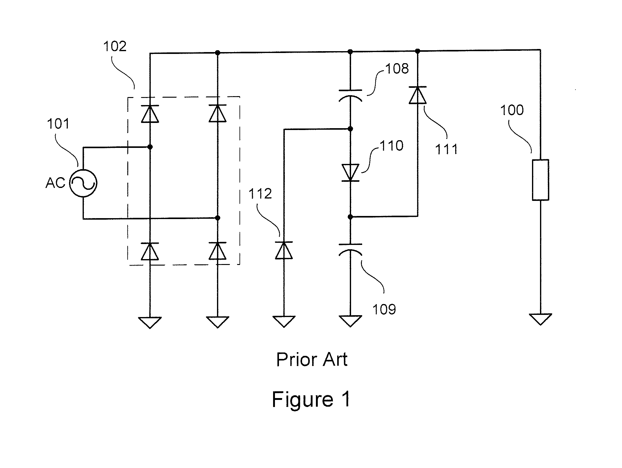 Patent Us20130207567 Boost Converter Assisted Valley Fill Power Circuit Diagram Of A Typical Factor Correction Drawing