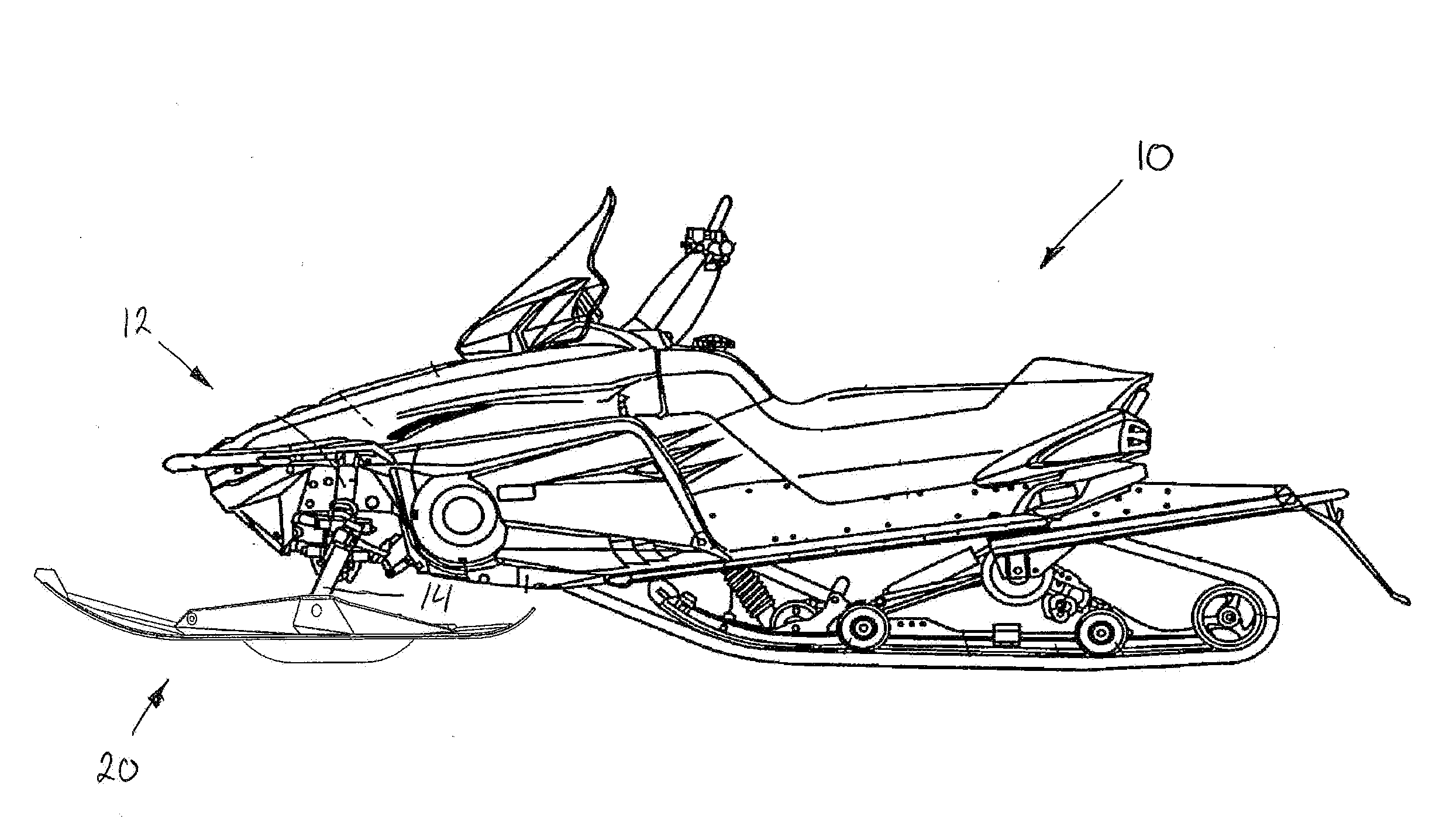 snowmobile coloring pages - photo#10