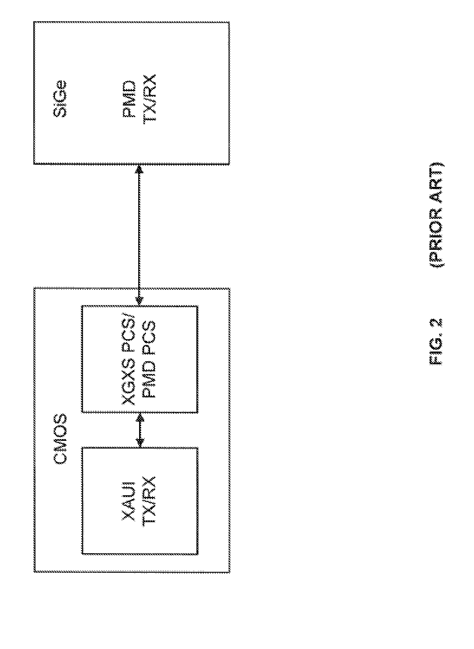 Patent Us20130279551 System And Method For Implementing A Single Block Diagram Of The Mipi Dphy Physical Layer Ip Core Drawing