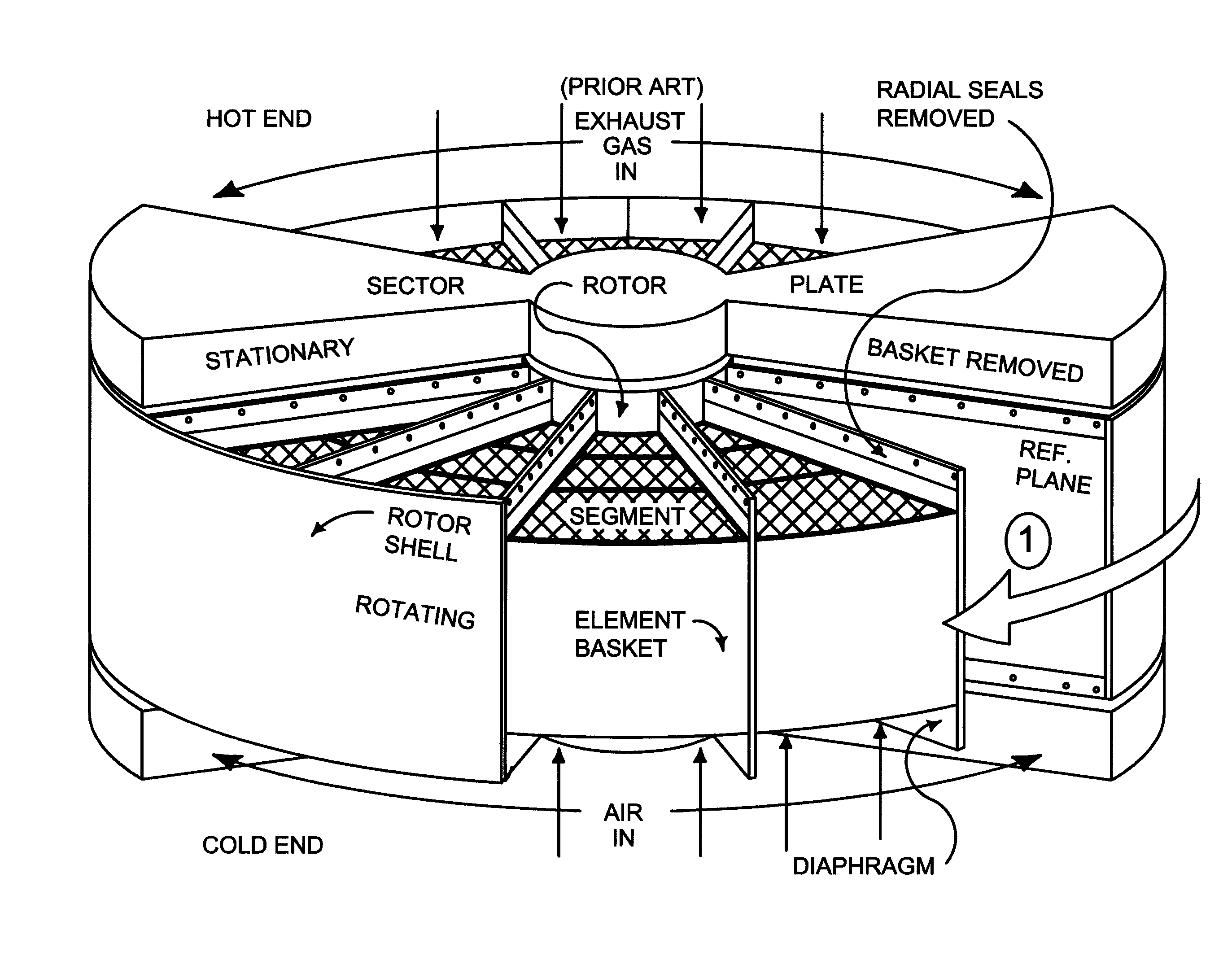 diagram coal fired