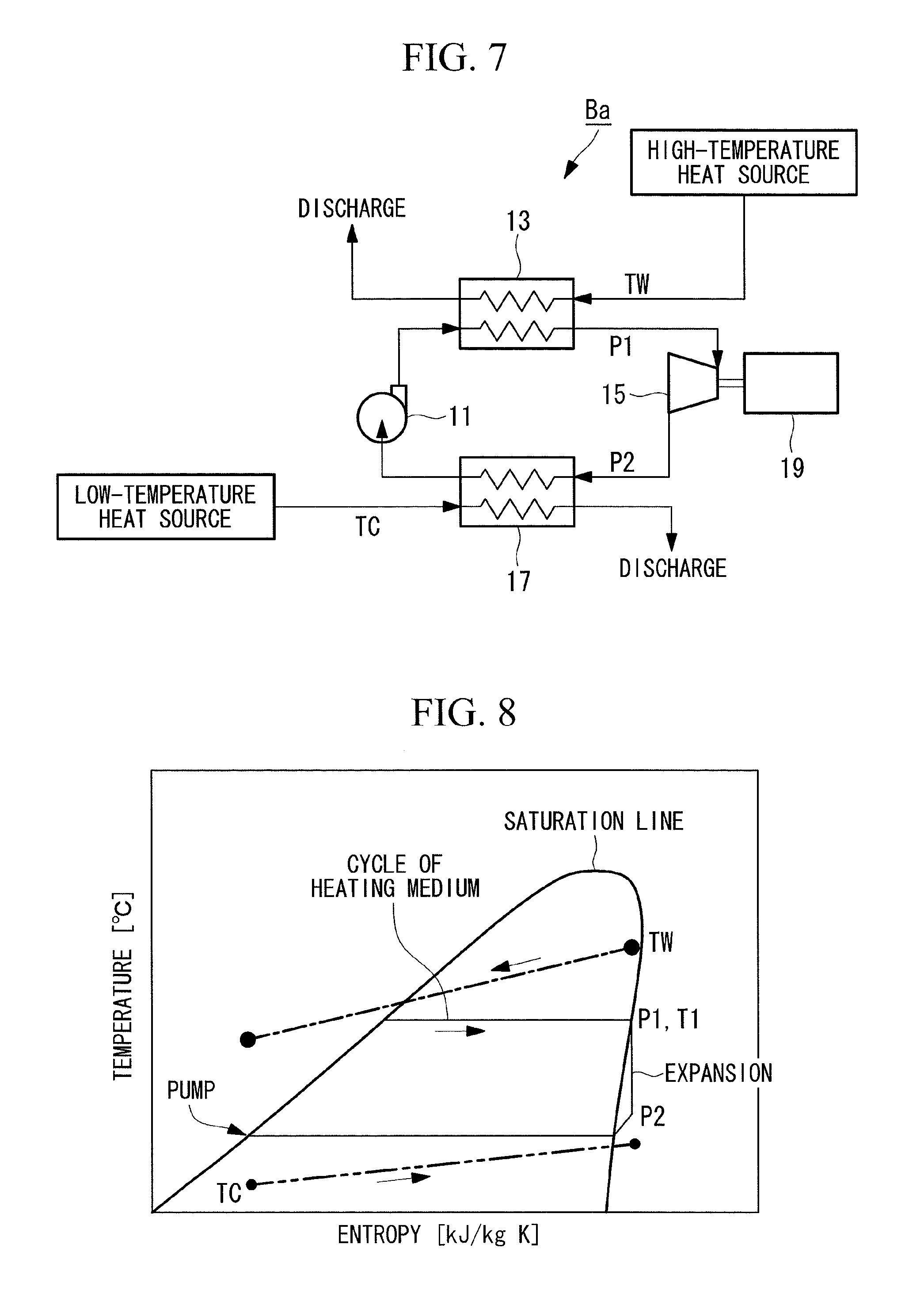 Patent Us20130336768 Multi Pressure Radial Turbine System Google Geothermal Power Plant Ts Diagram Drawing