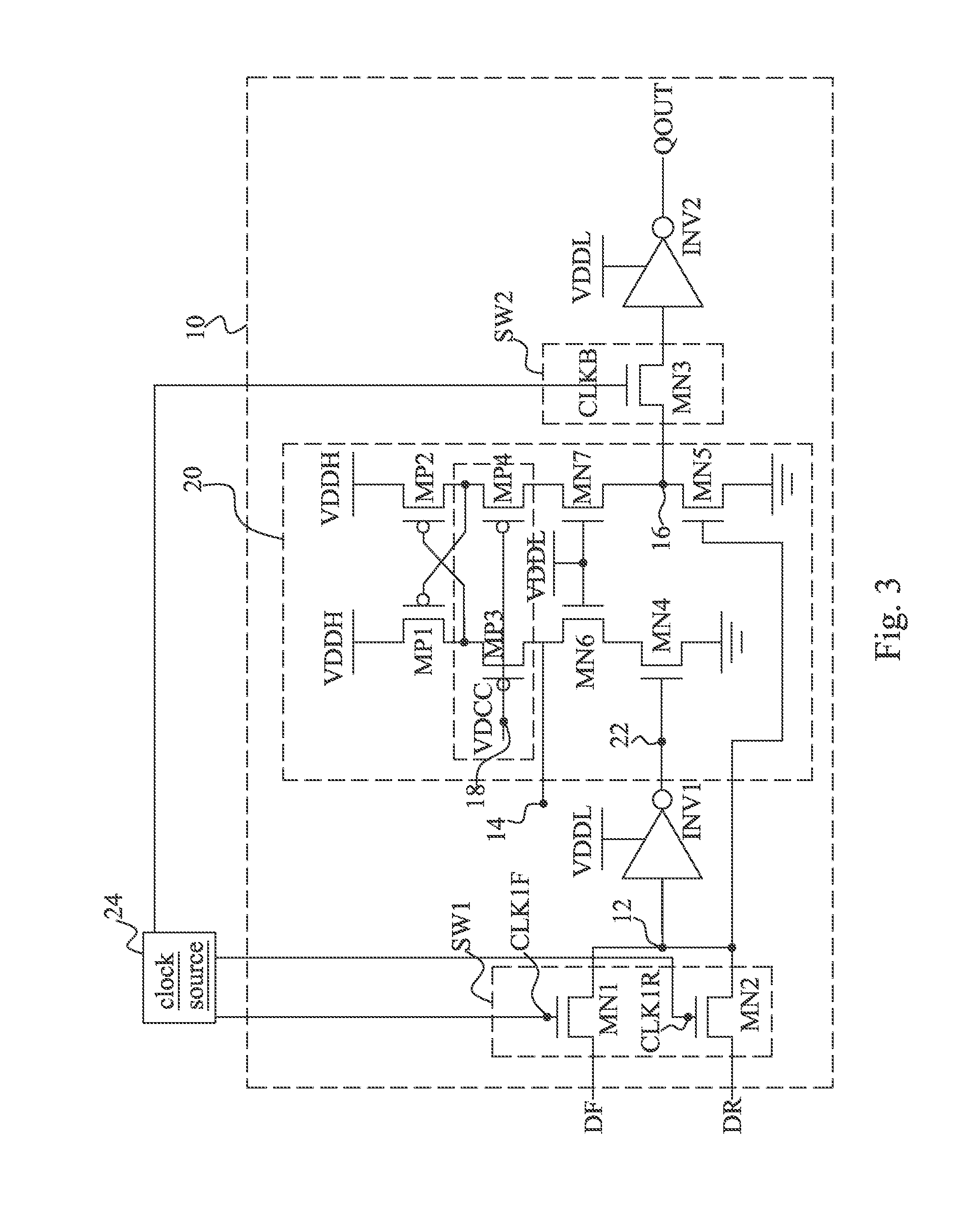 patent us20140021995 d flip flop with high swing output Latching Relay Circuit Diagram patent drawing